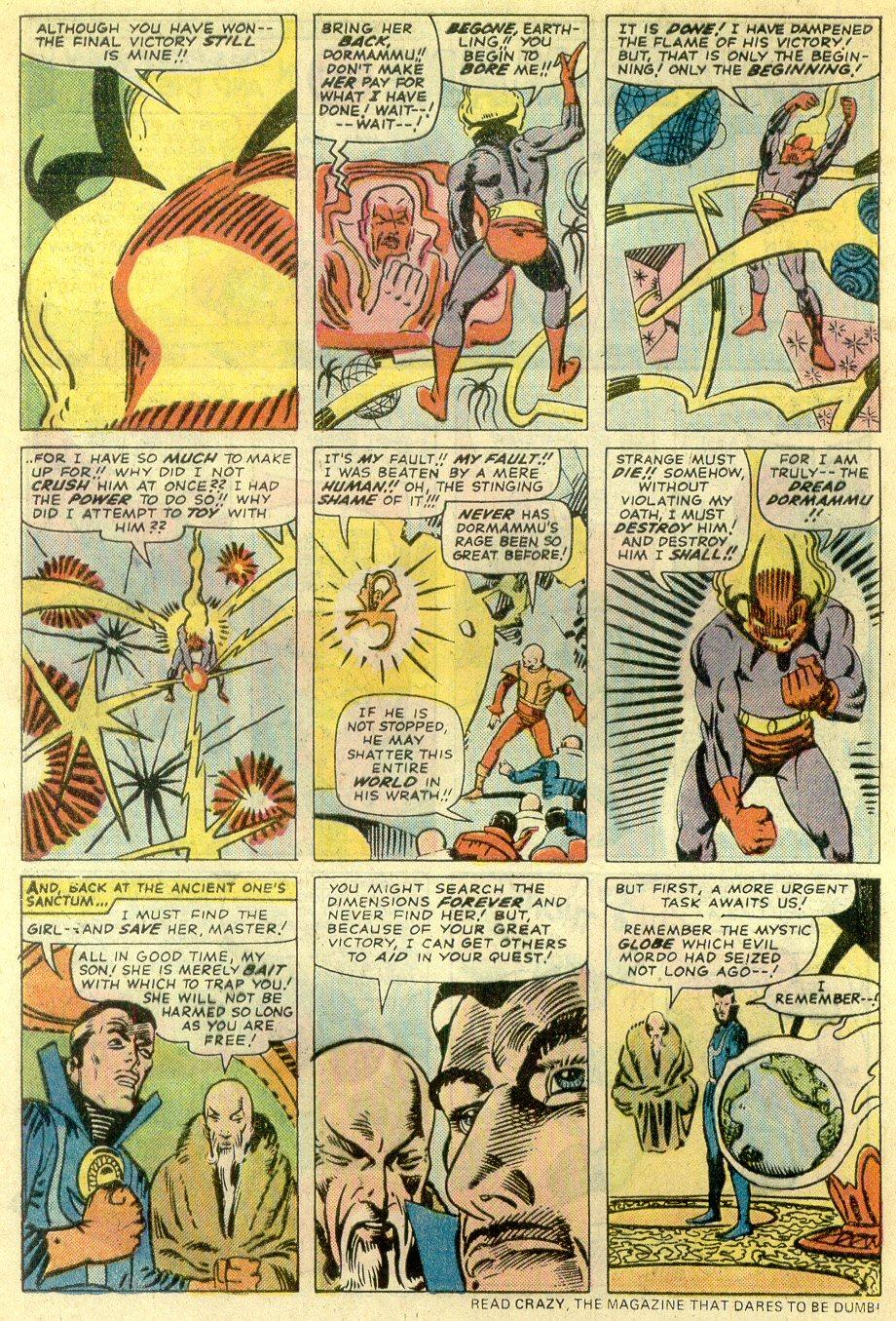 Strange Tales (1951) Issue #188 #190 - English 32