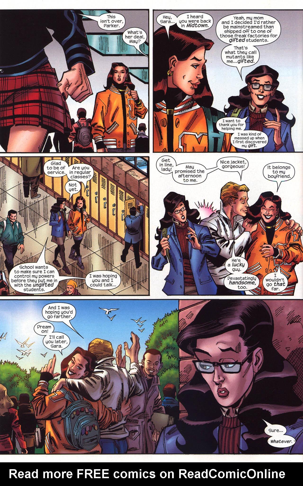 Amazing Spider-Girl #19 #12 - English 11