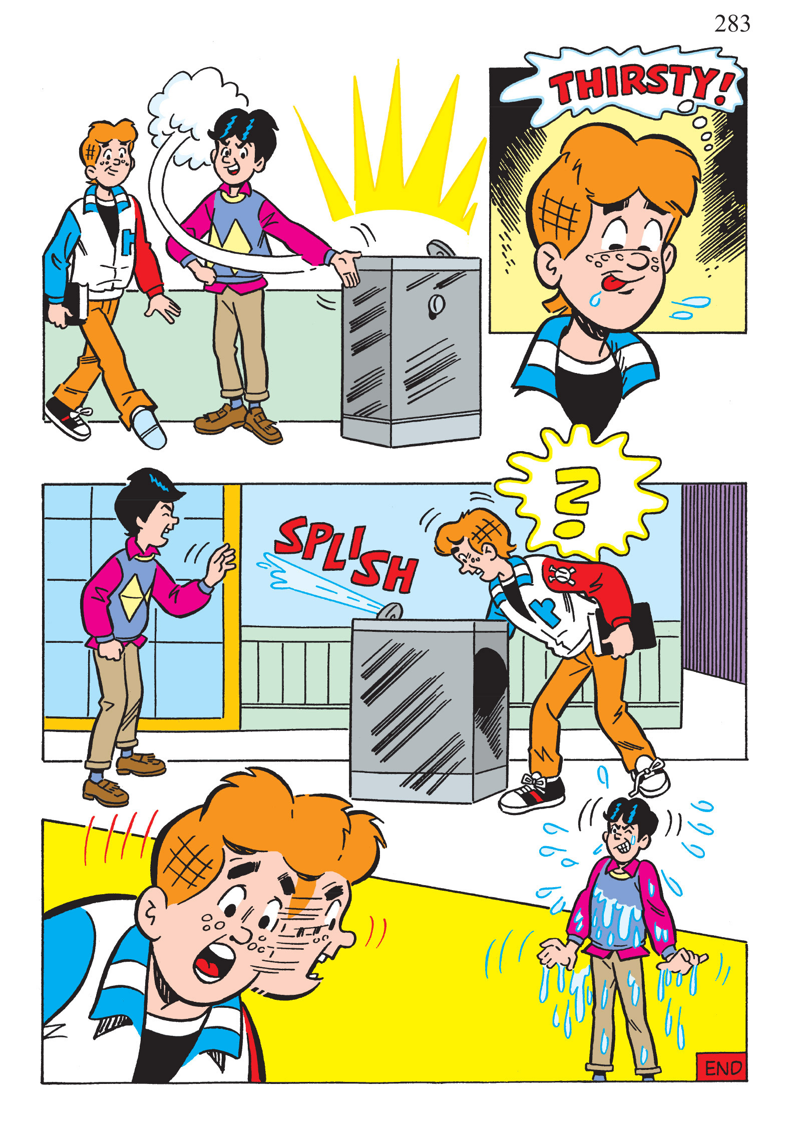 Read online The Best of Archie Comics comic -  Issue # TPB 1 (Part 2) - 55