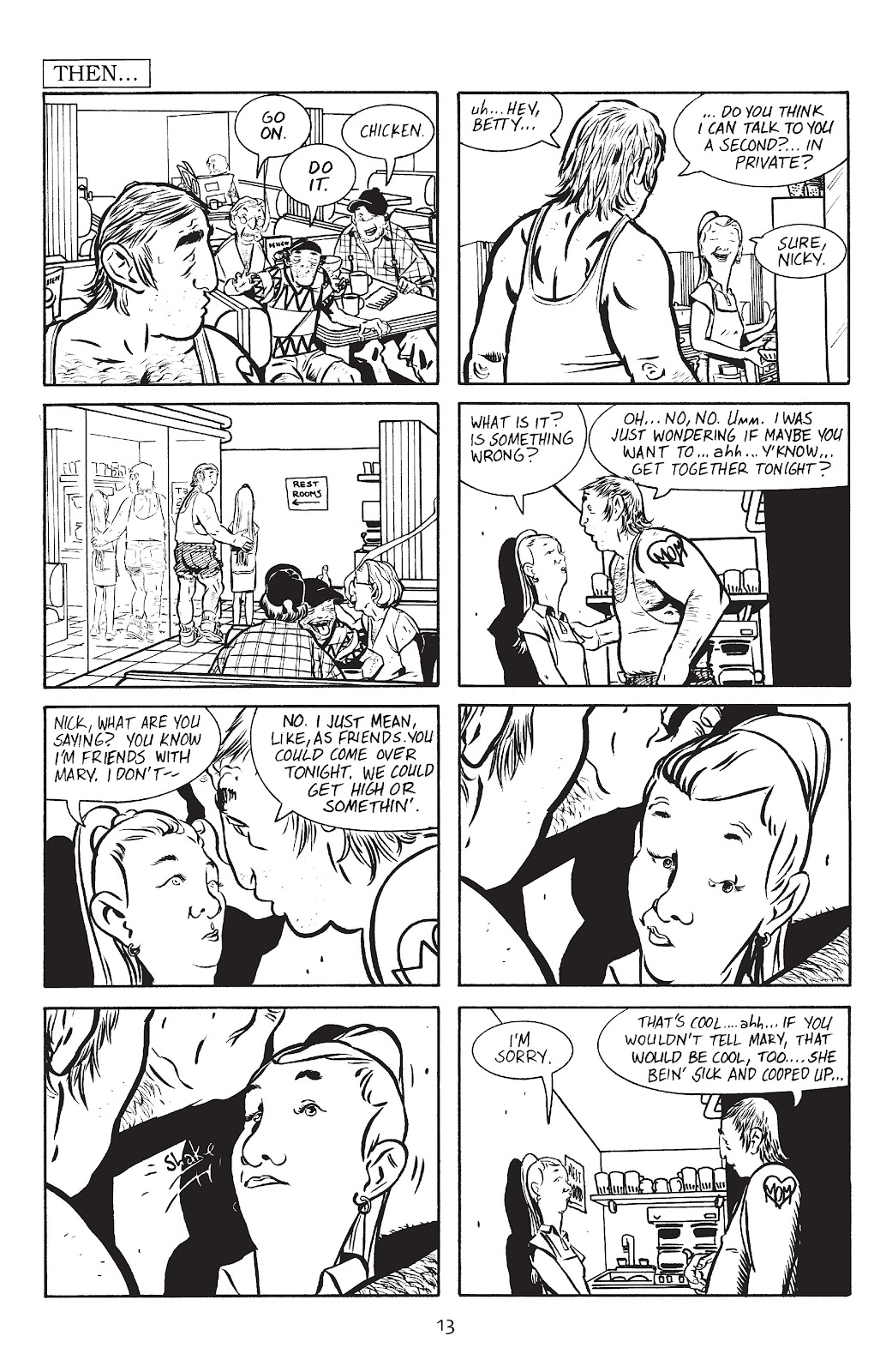 Stray Bullets Issue #9 #9 - English 15