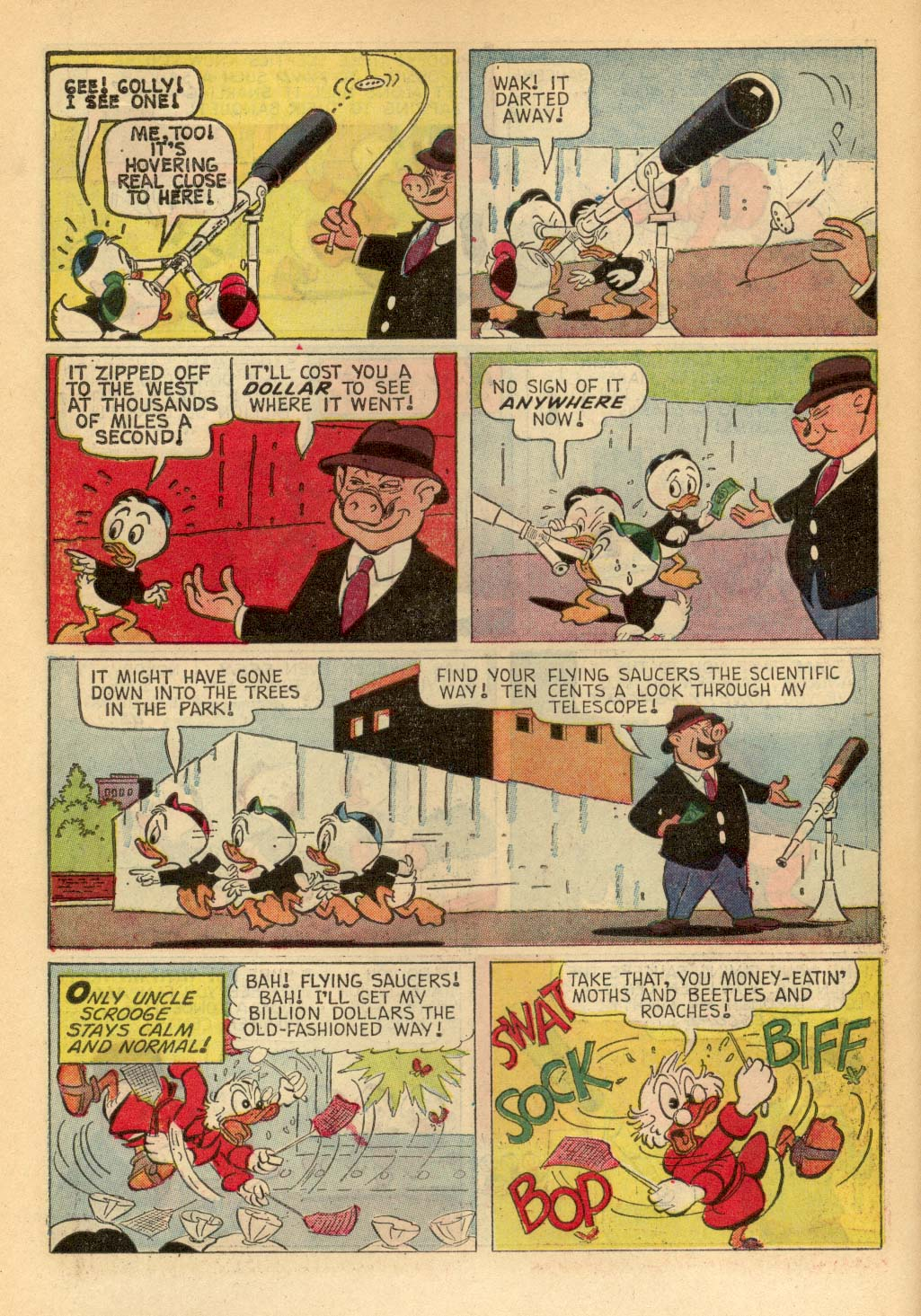 Uncle Scrooge (1953) Issue #65 #65 - English 6