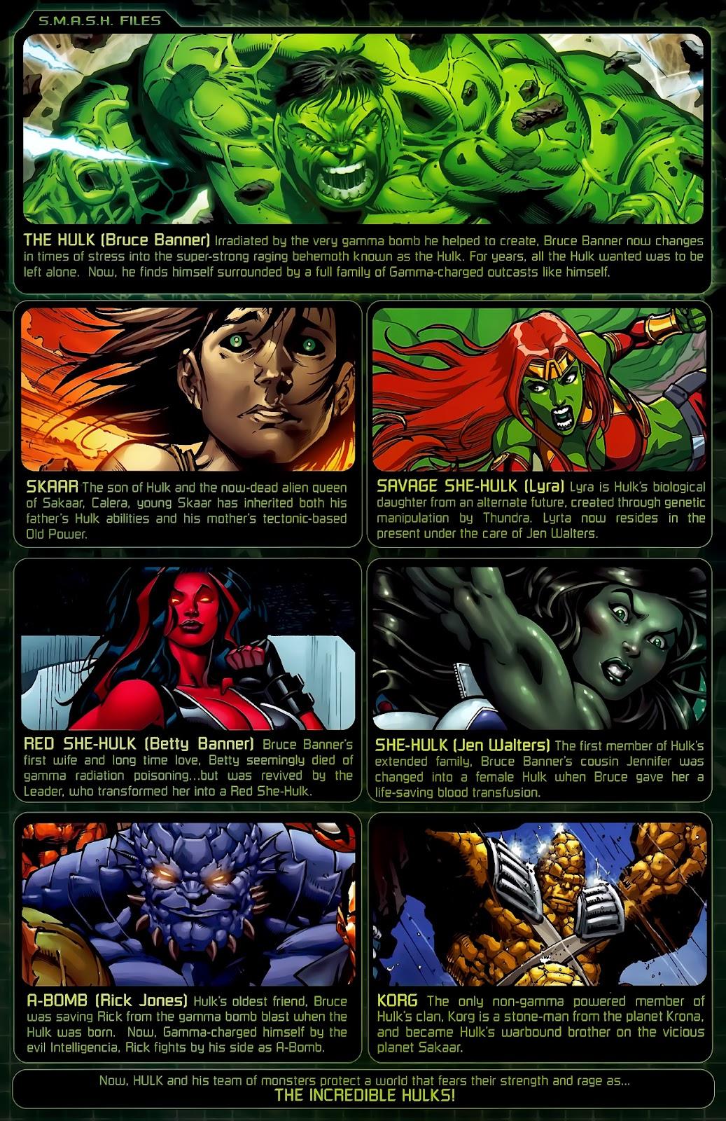 Incredible Hulks (2010) Issue #612 #2 - English 3