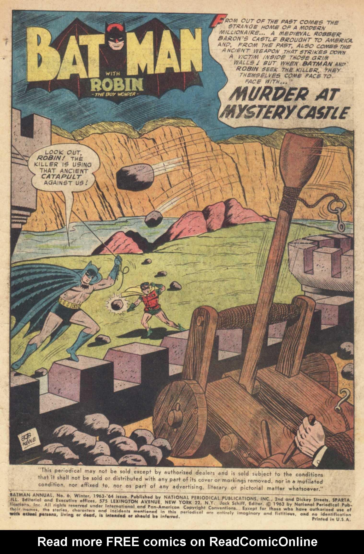 Batman (1940) _Annual_6 Page 1