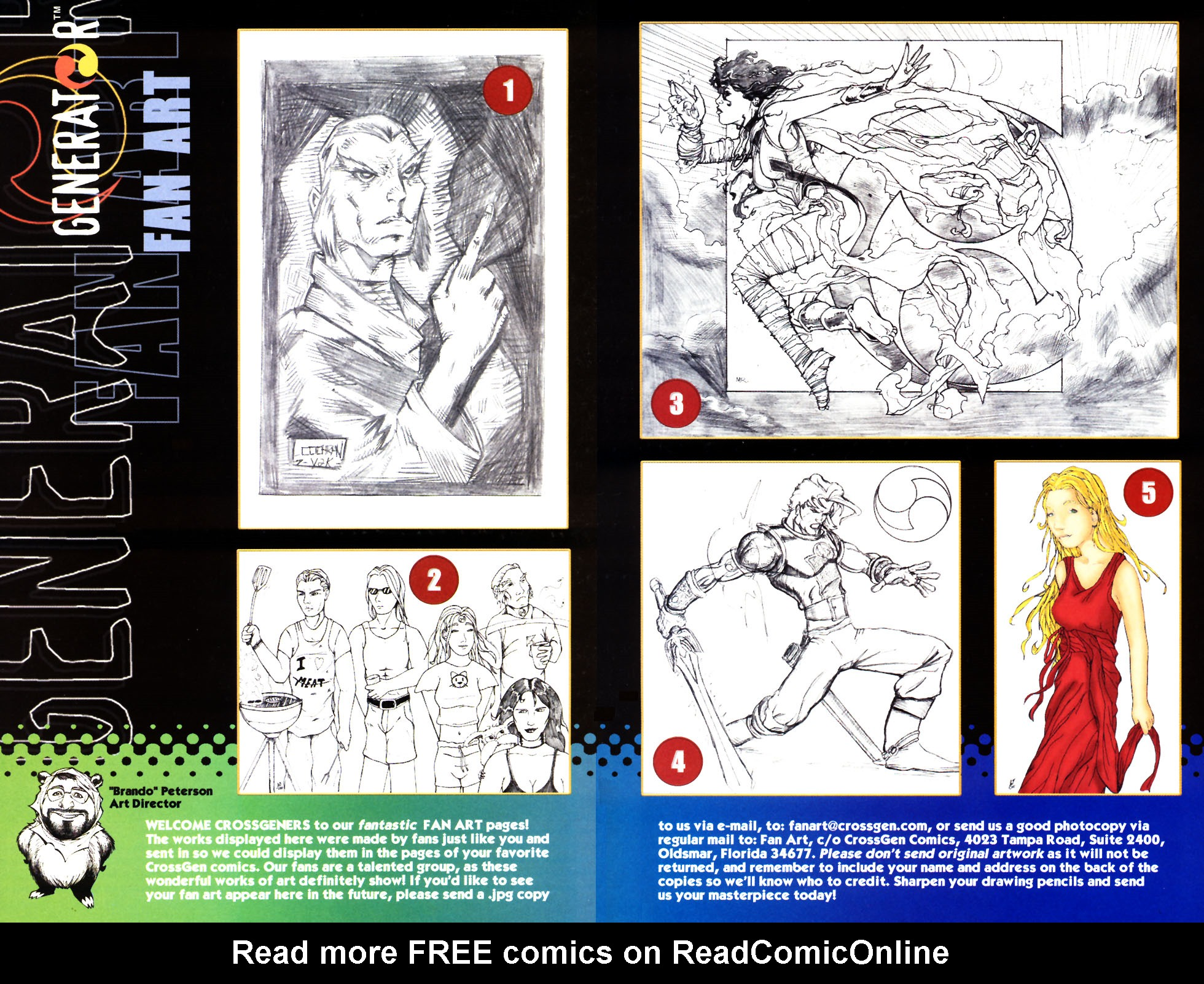 Read online Scion comic -  Issue #5 - 28