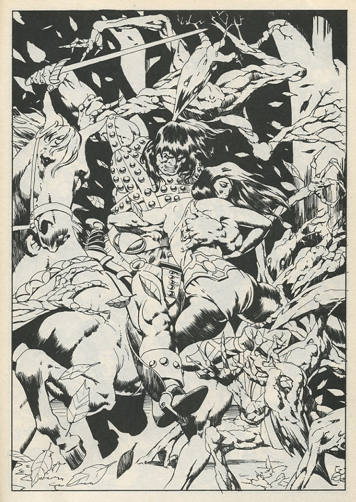 The Savage Sword Of Conan Issue #141 #142 - English 63