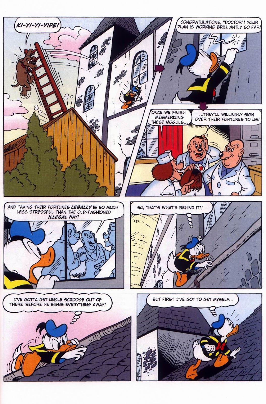 Uncle Scrooge (1953) Issue #316 #316 - English 59