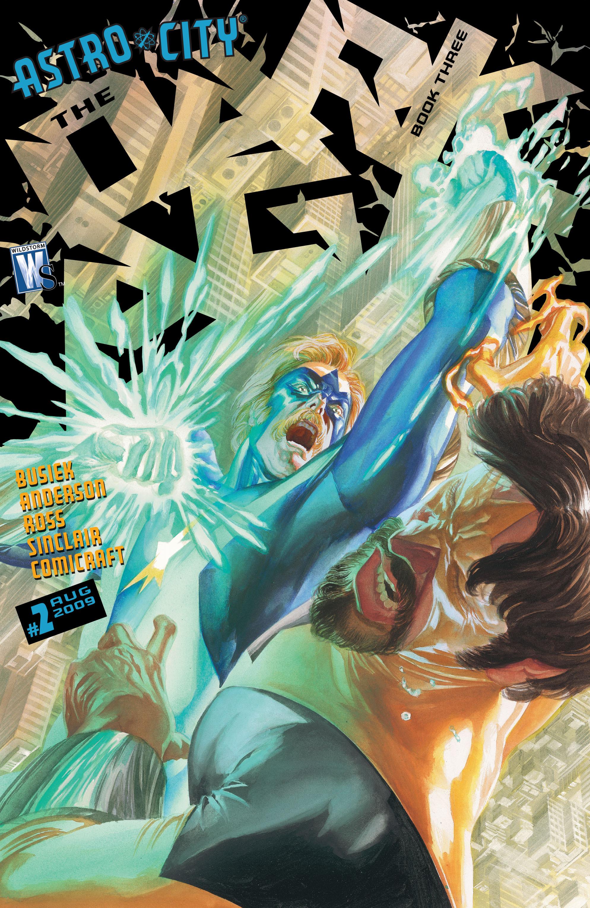 Read online Astro City: Dark Age/Book Three comic -  Issue #2 - 1