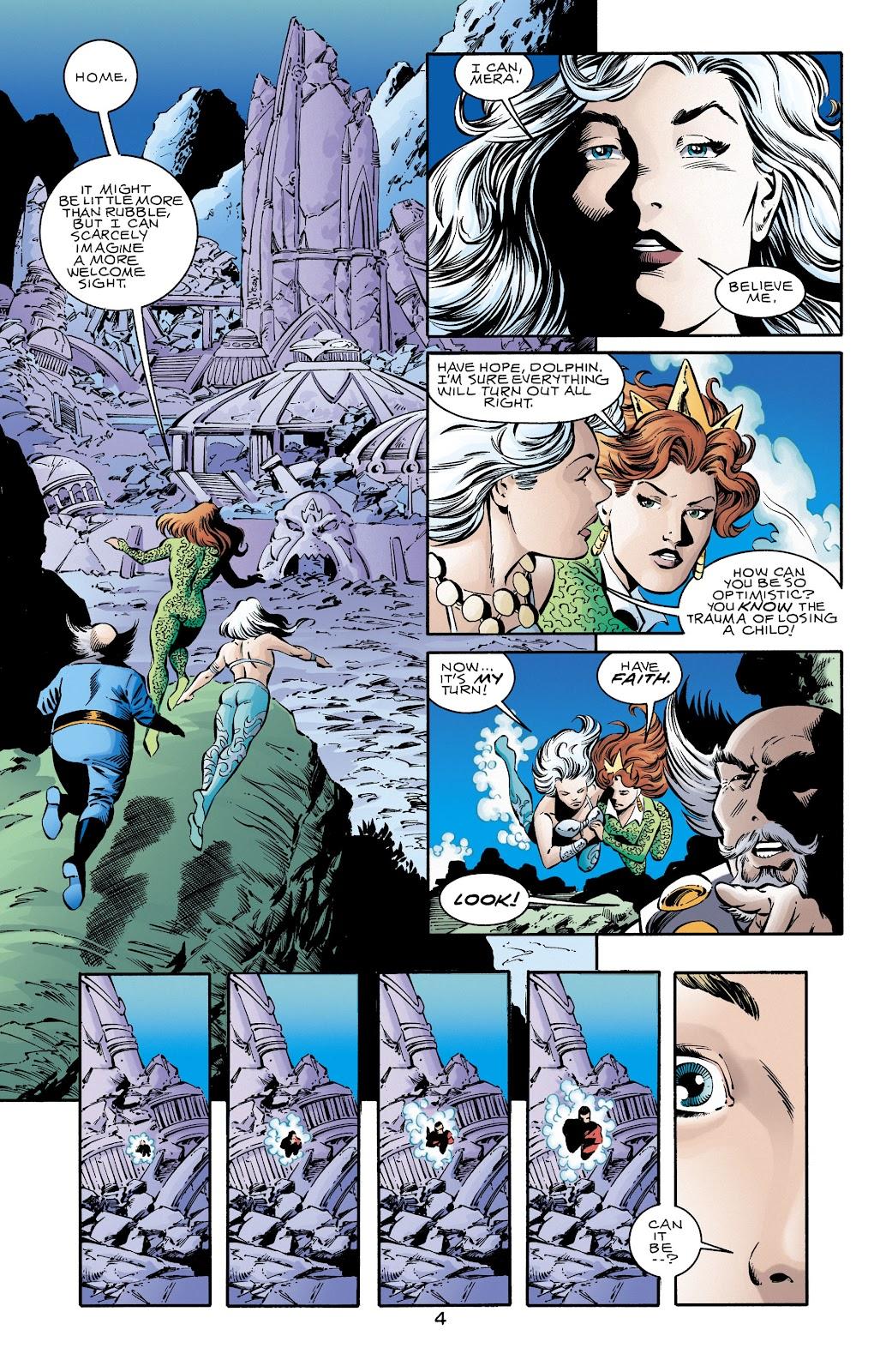 Aquaman (1994) Issue #69 #75 - English 4