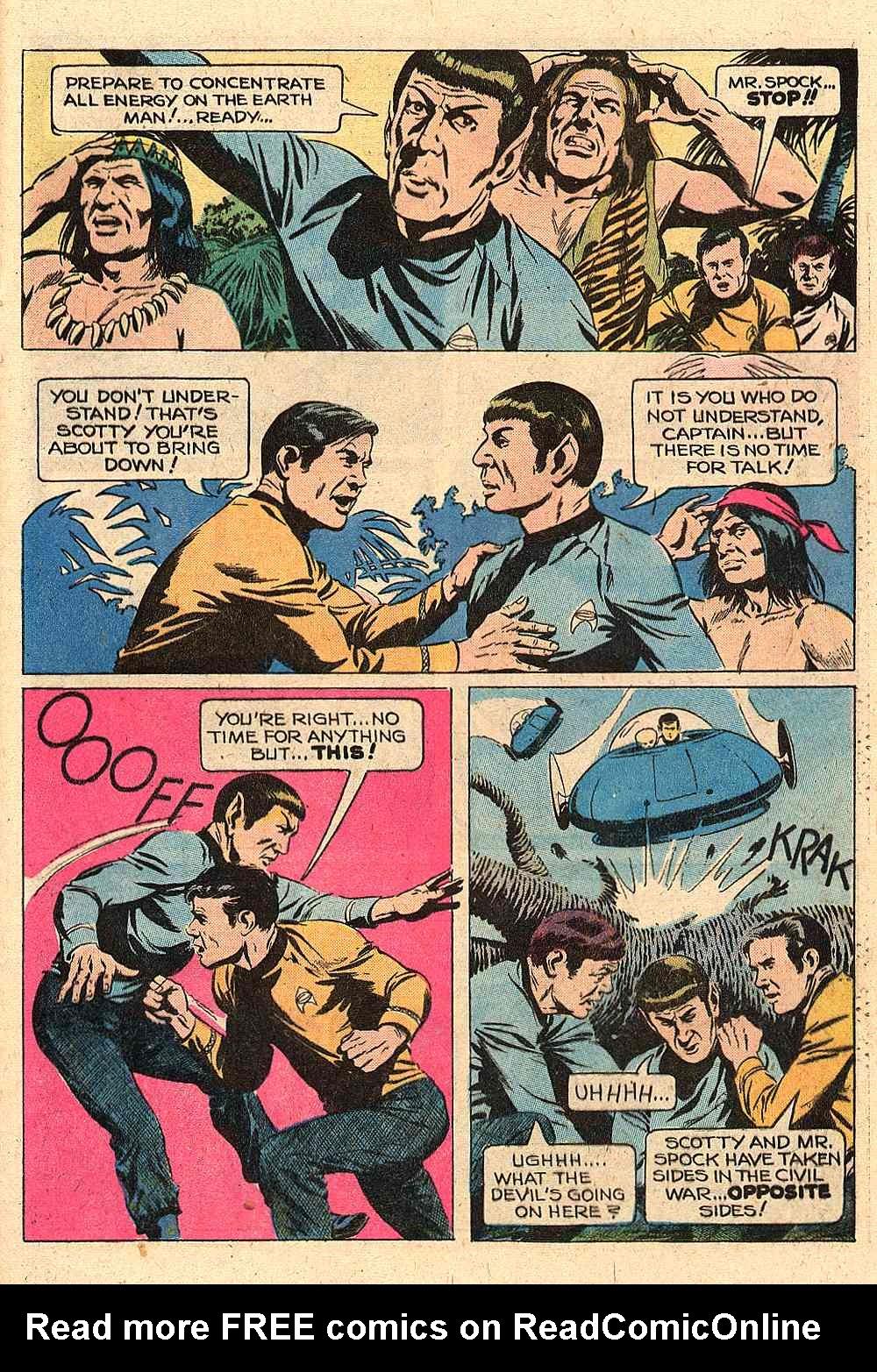 Star Trek (1967) #55 #55 - English 17