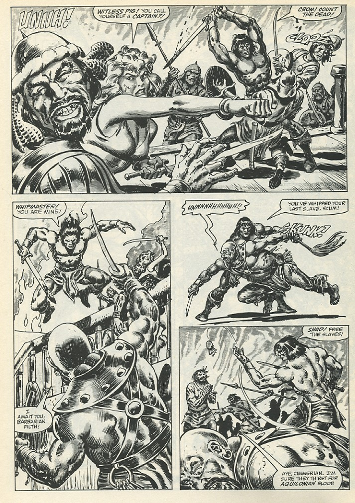 The Savage Sword Of Conan Issue #139 #140 - English 52
