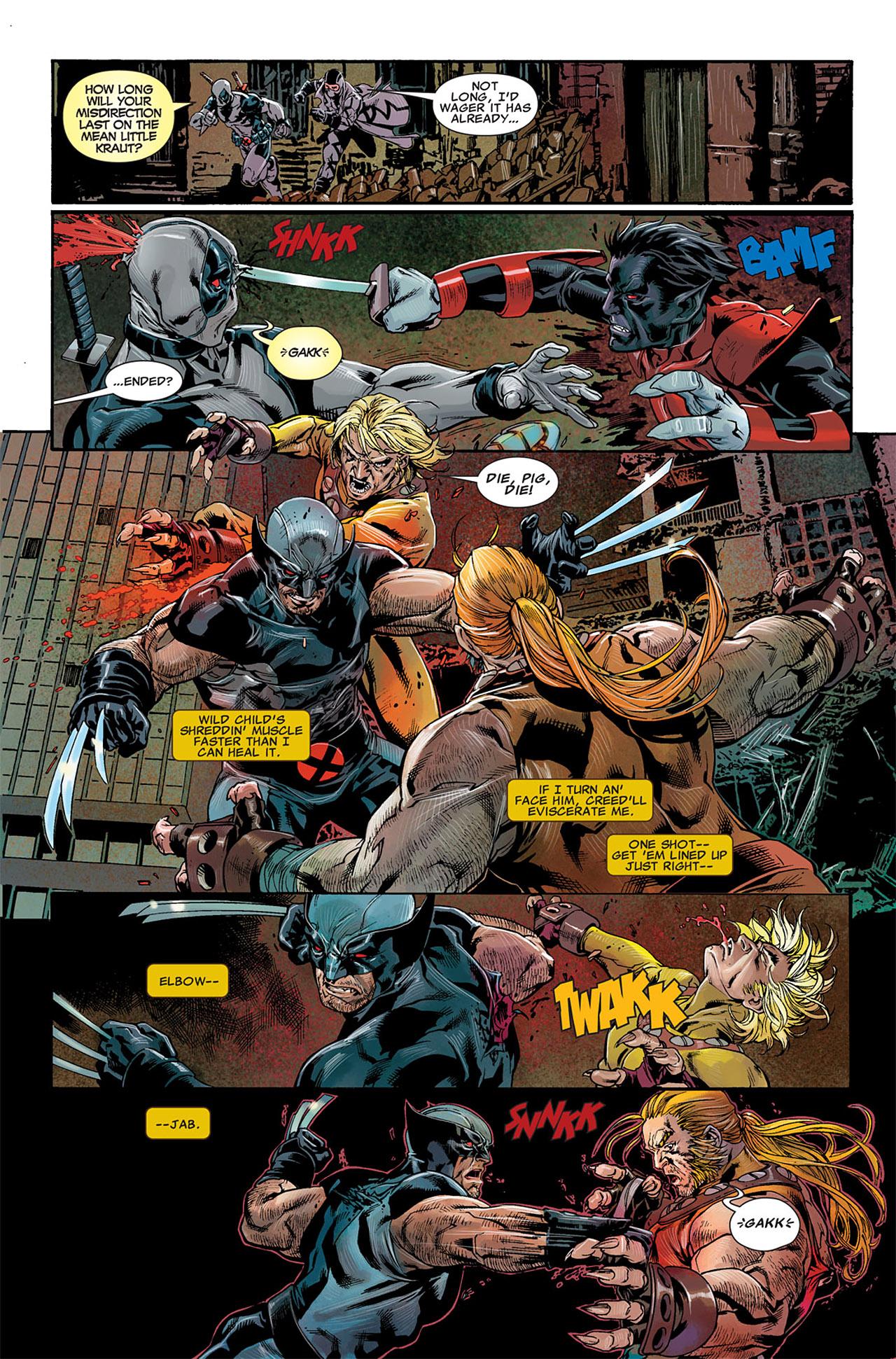 Uncanny X-Force (2010) #11 #26 - English 15