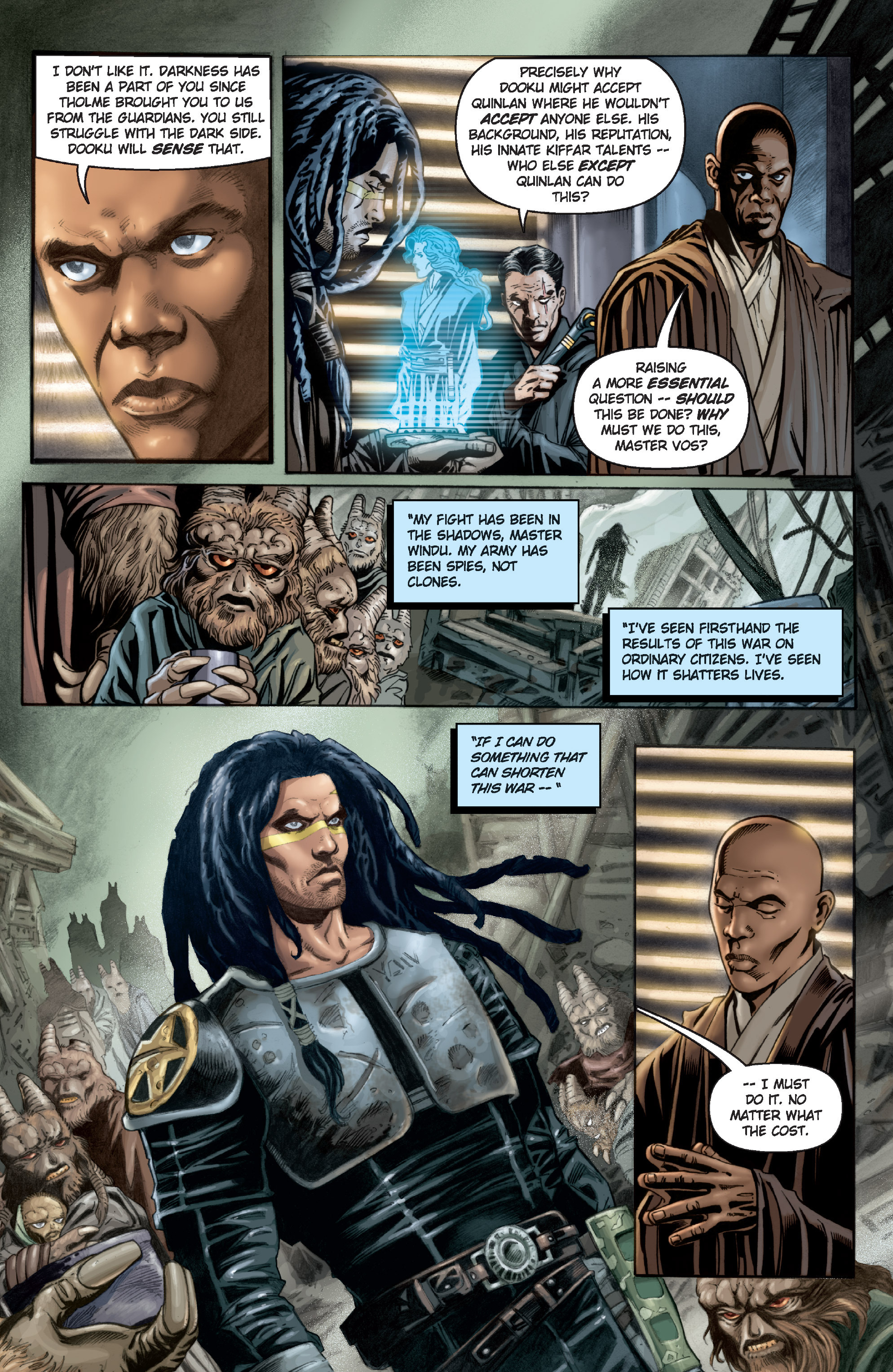 Star Wars Legends Epic Collection: The Clone Wars chap 2 pic 101