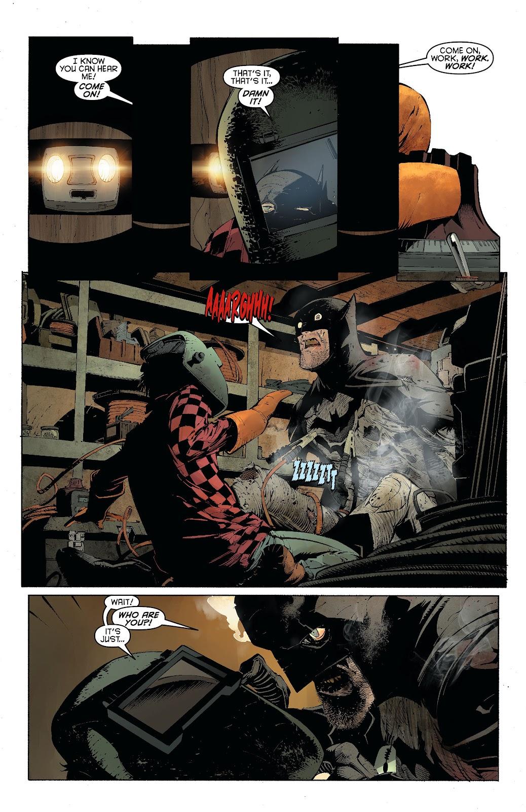 Batman (2011) Issue #7 #22 - English 8