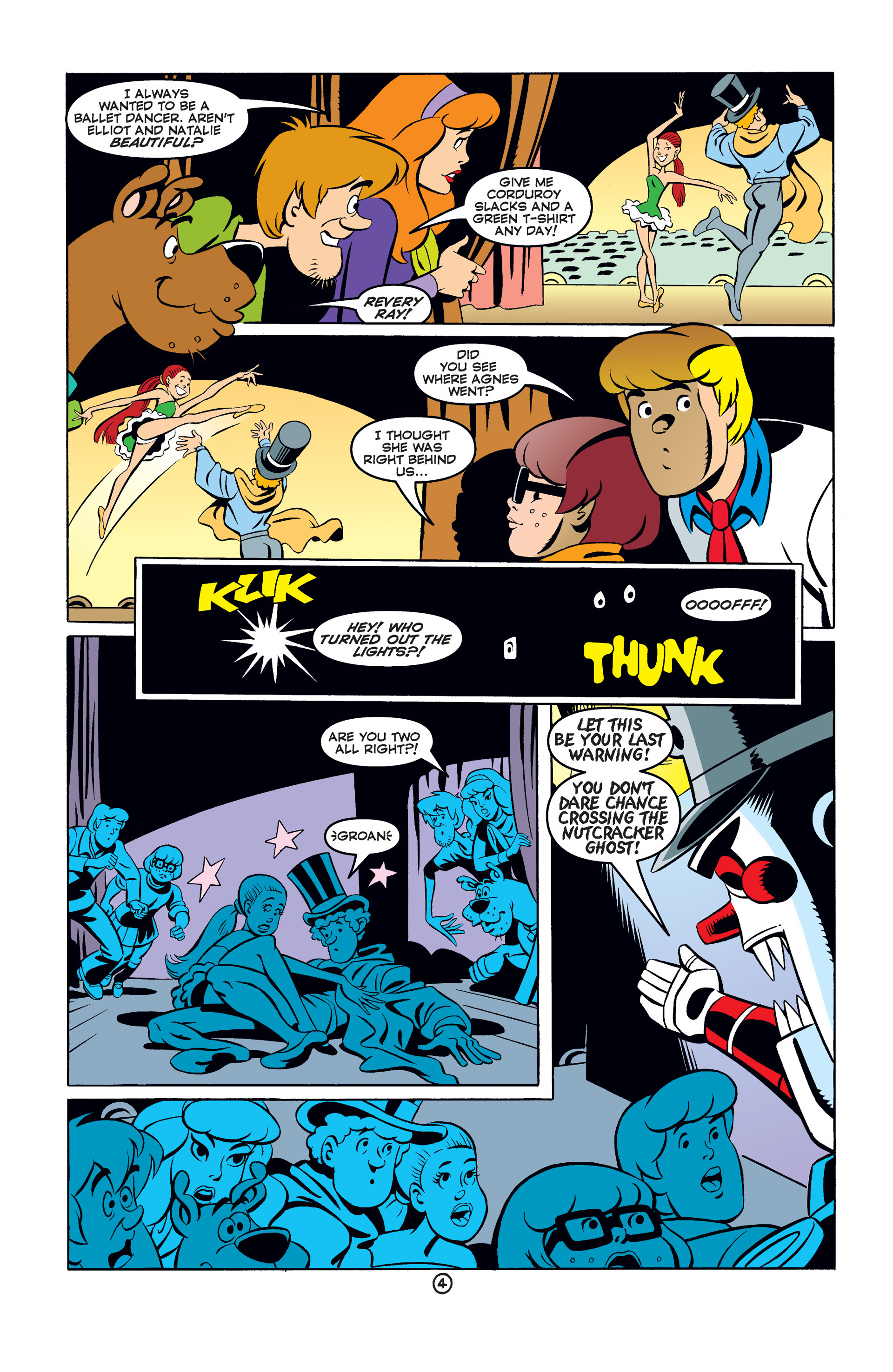 Read online Scooby-Doo (1997) comic -  Issue #43 - 5