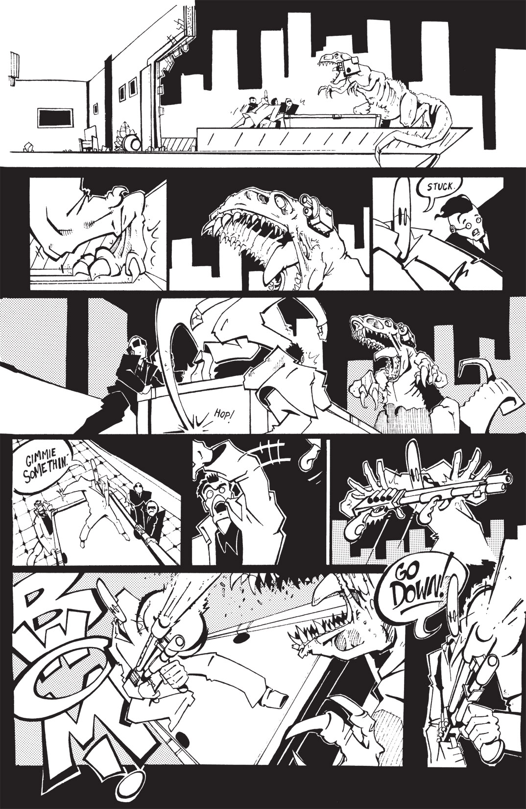 Read online Scud: The Disposable Assassin: The Whole Shebang comic -  Issue # TPB (Part 1) - 121