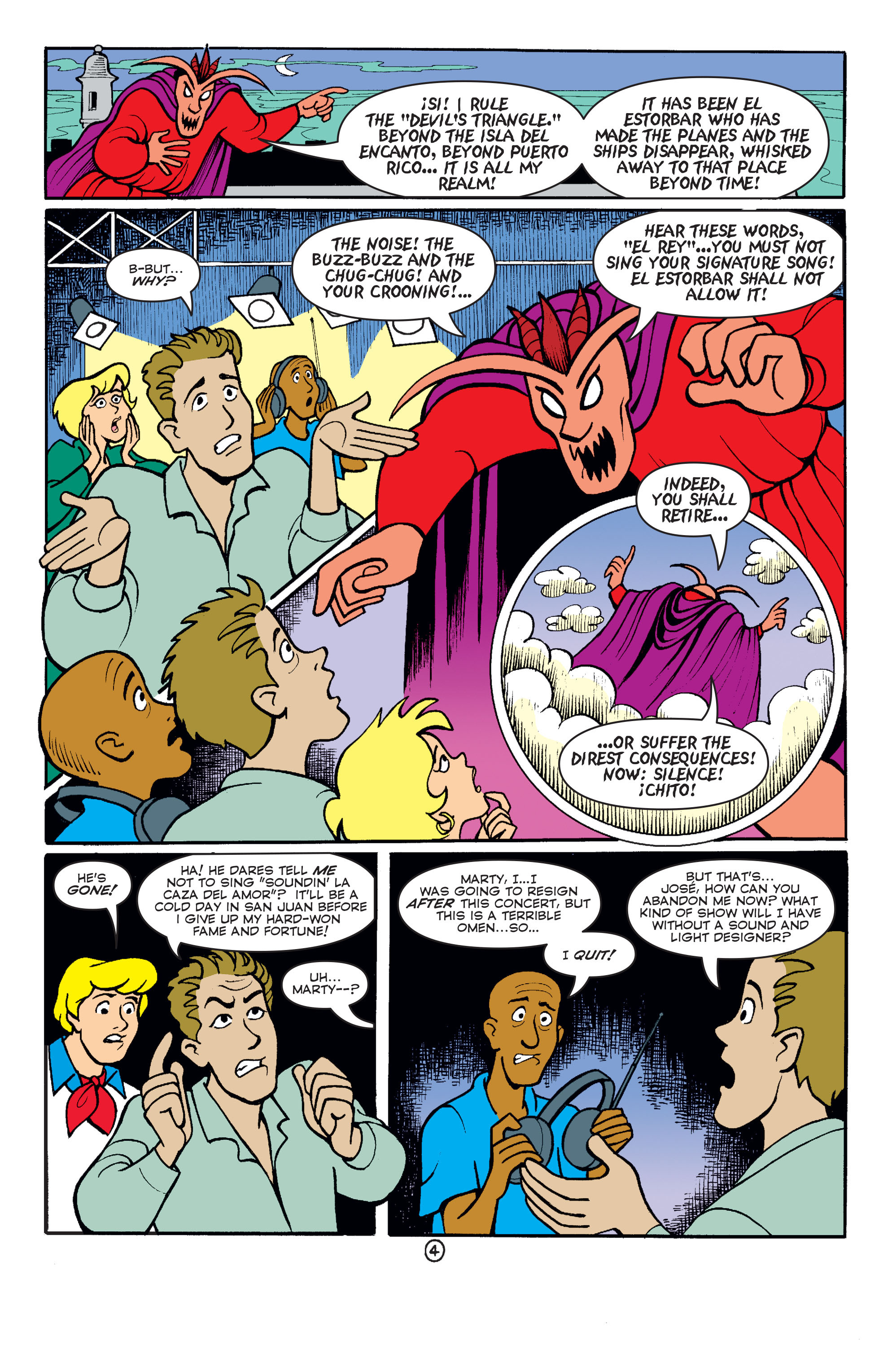 Read online Scooby-Doo (1997) comic -  Issue #57 - 17