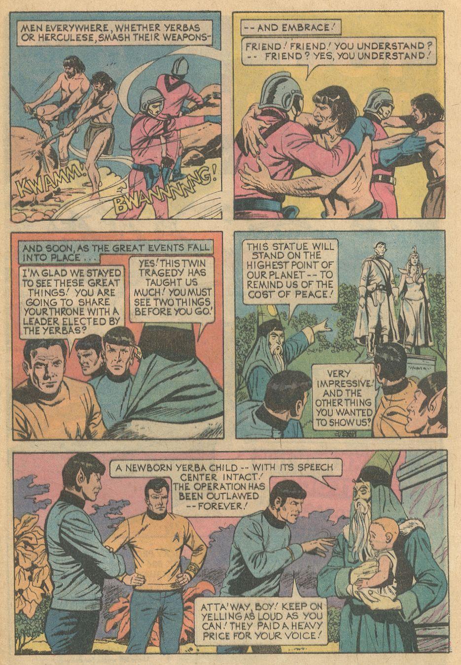 Star Trek (1967) Issue #32 #32 - English 26
