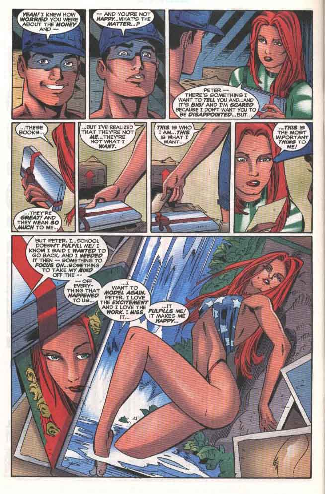Read online The Sensational Spider-Man (1996) comic -  Issue #33 - 21