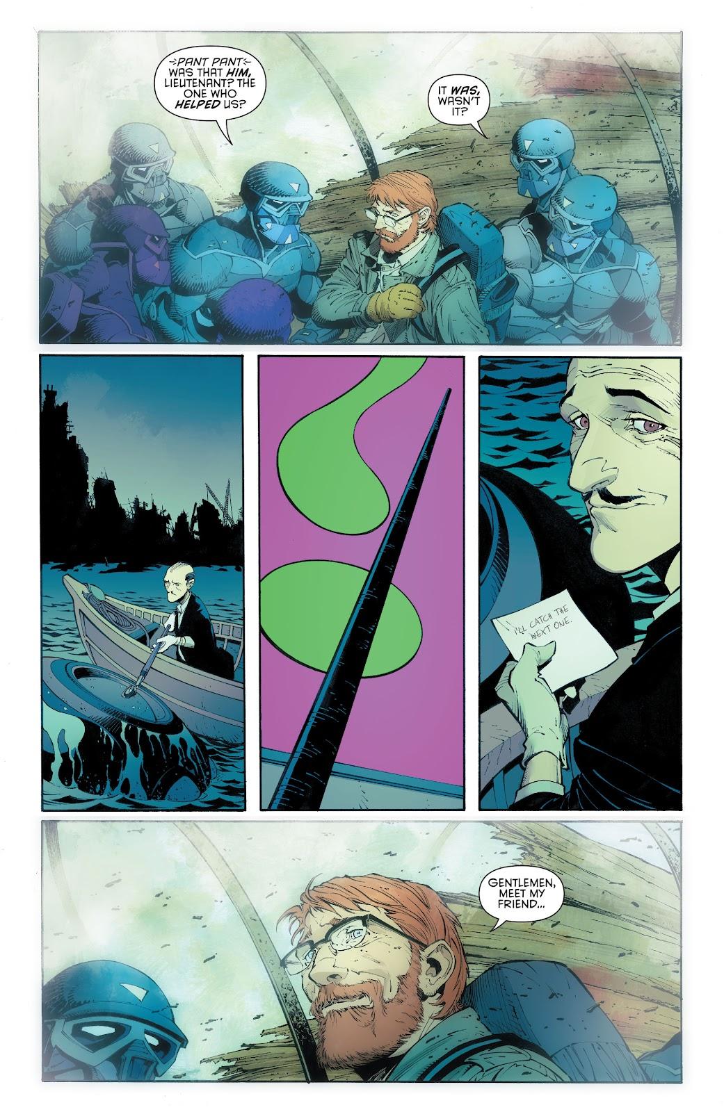 Batman (2011) Issue #30 #49 - English 25