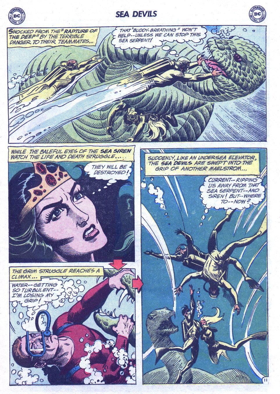 Read online Sea Devils comic -  Issue #3 - 32