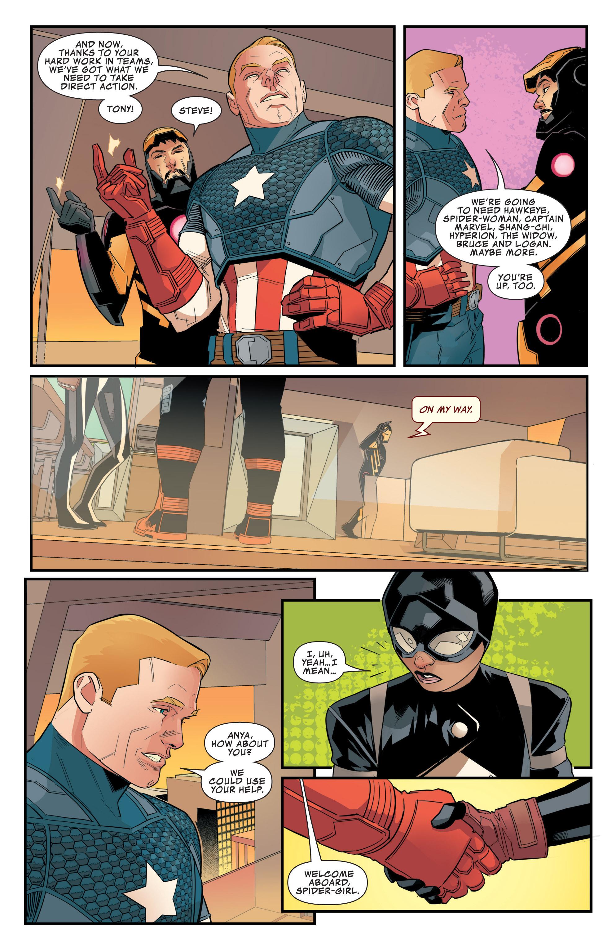 Read online Avengers Assemble (2012) comic -  Issue #24 - 20