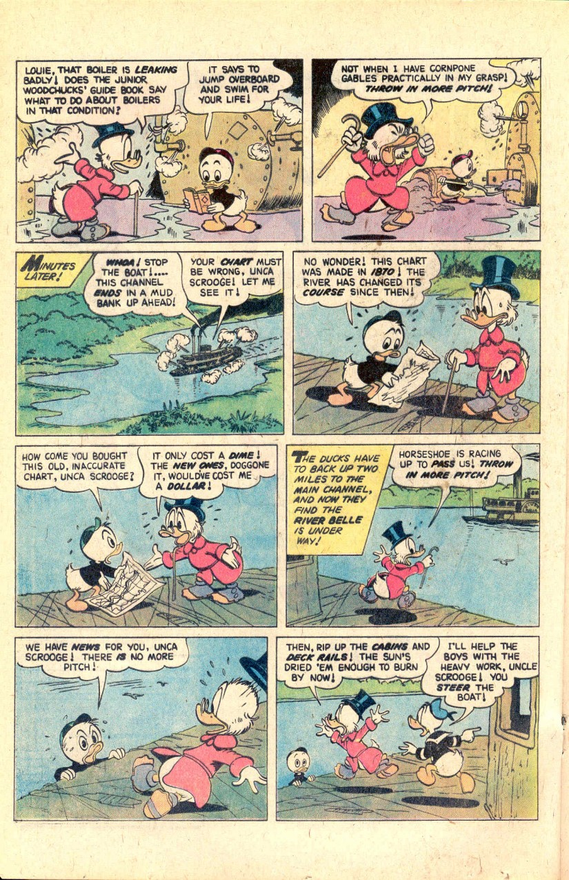 Uncle Scrooge (1953) Issue #155 #155 - English 20