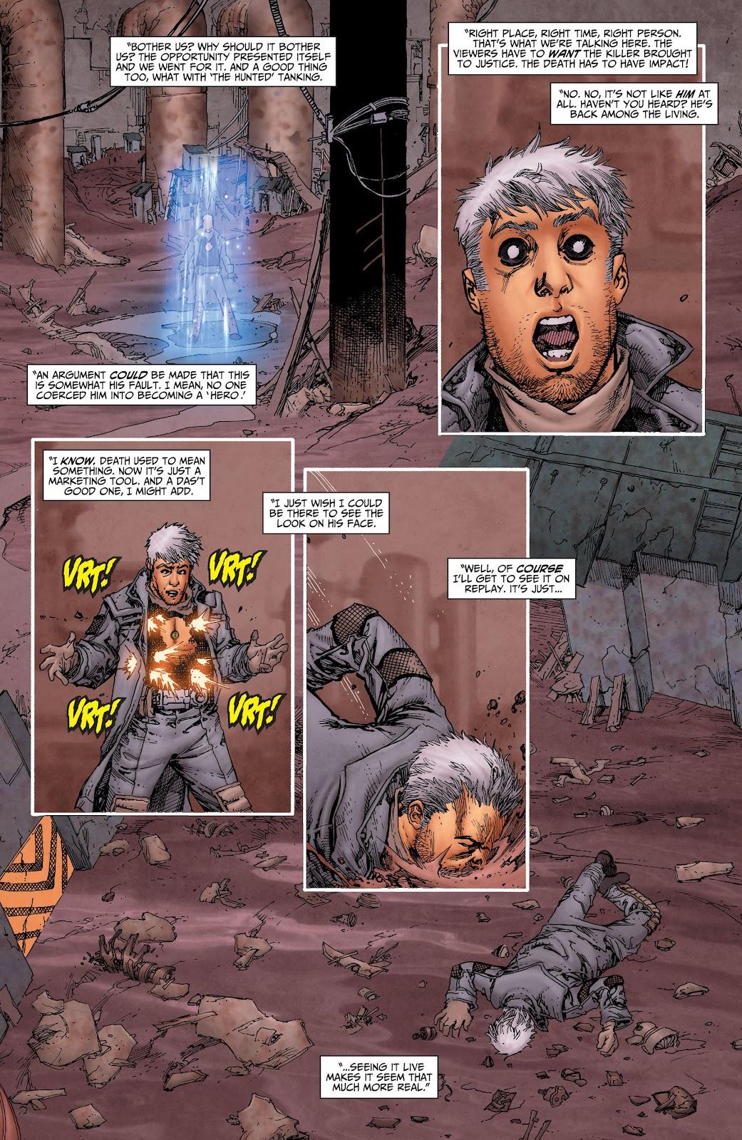Threshold (2013) Issue #8 #8 - English 20