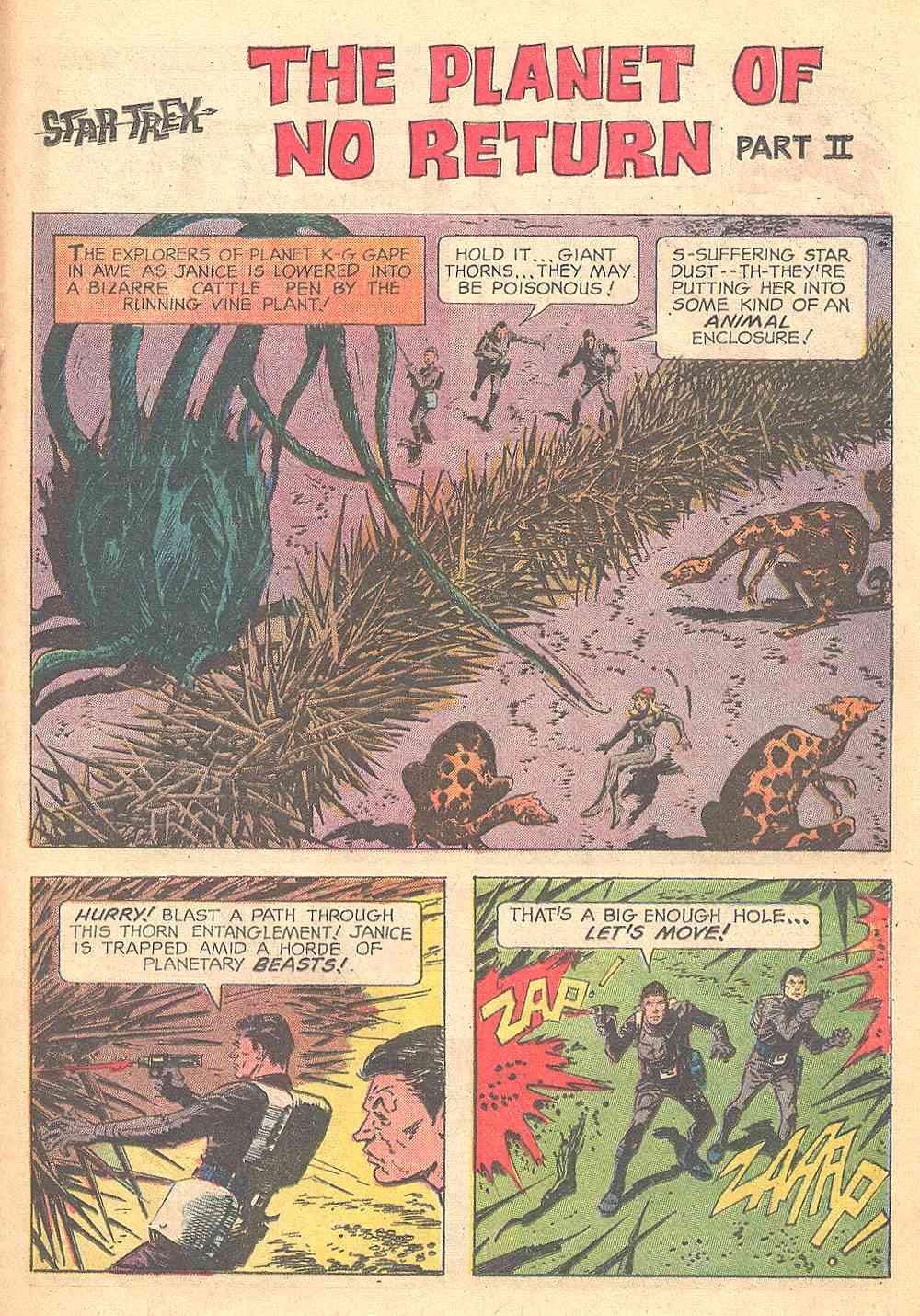 Star Trek (1967) Issue #1 #1 - English 17
