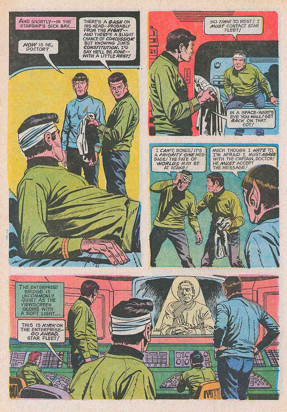 Star Trek (1967) Issue #14 #14 - English 7