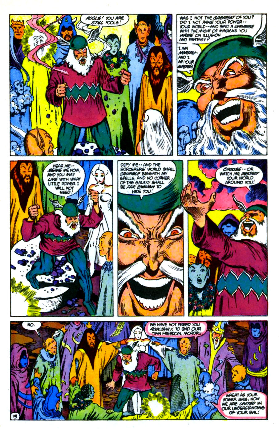 Tales of the Legion Issue #352 #39 - English 12