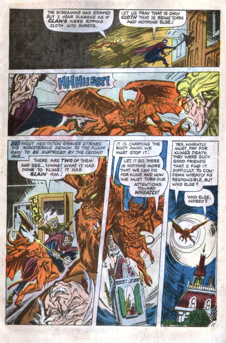 Read online Scary Tales comic -  Issue #29 - 15