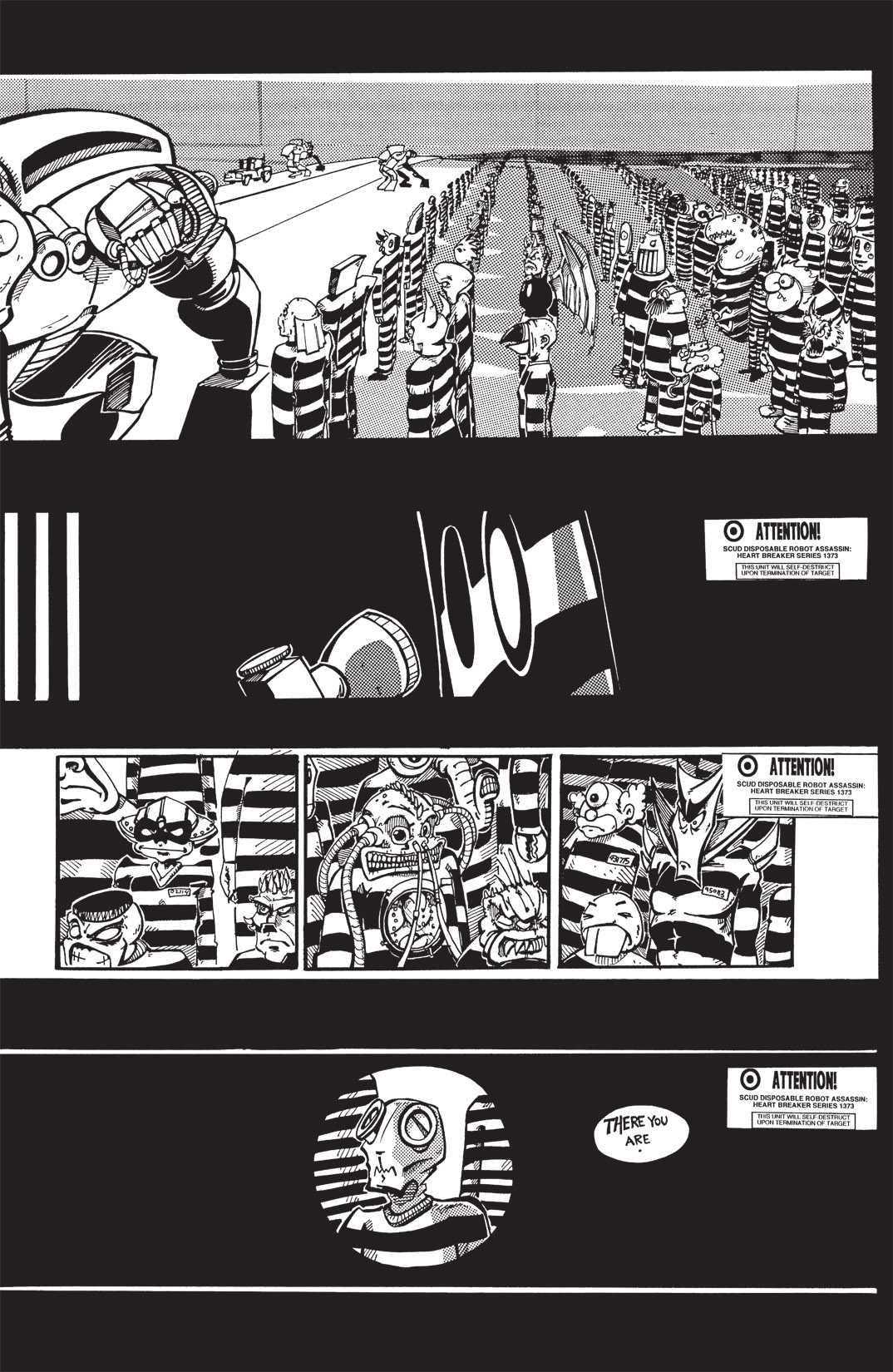 Read online Scud: The Disposable Assassin: The Whole Shebang comic -  Issue # TPB (Part 1) - 53