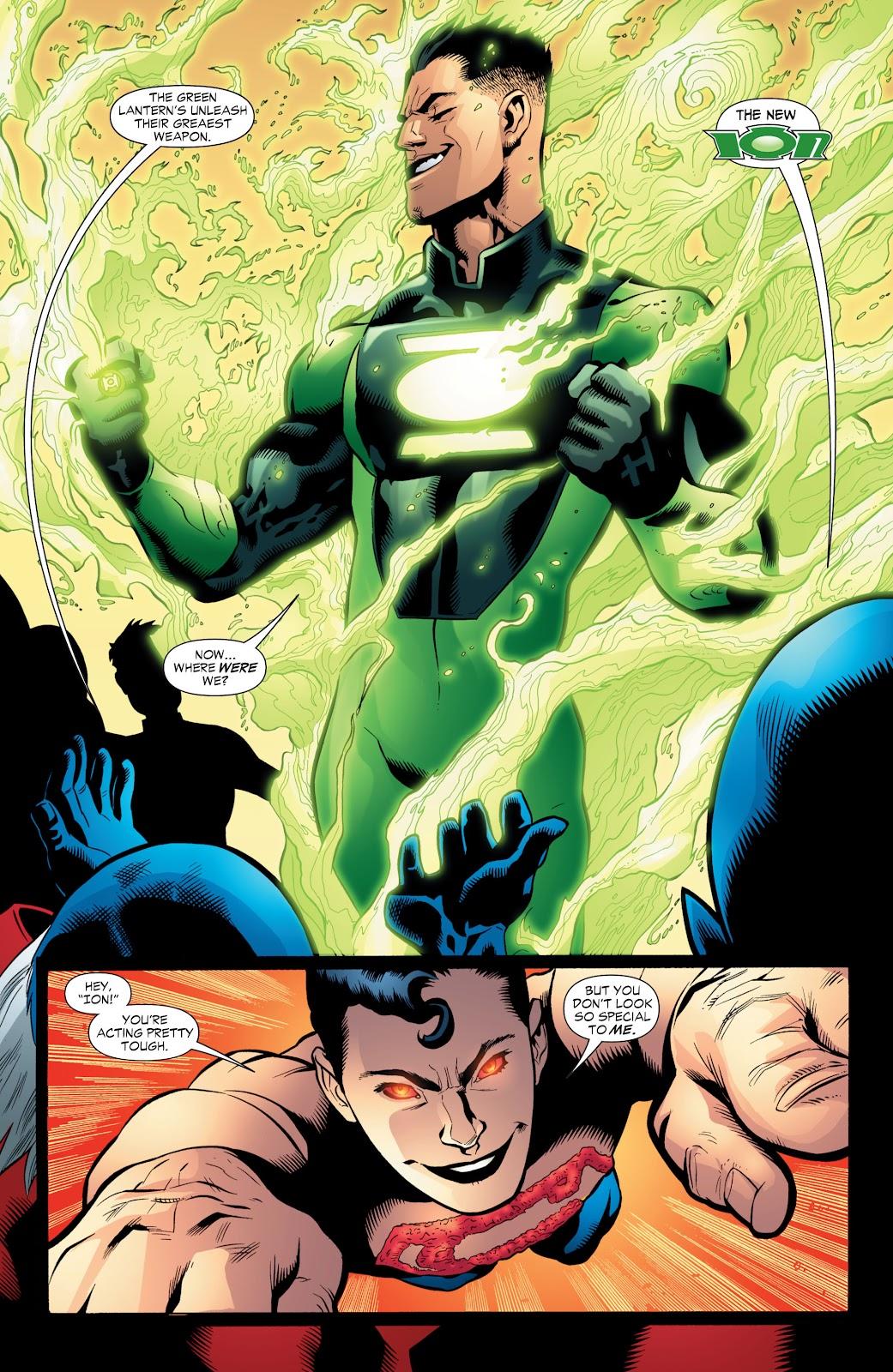 Green Lantern: The Sinestro Corps War Full #1 - English 219
