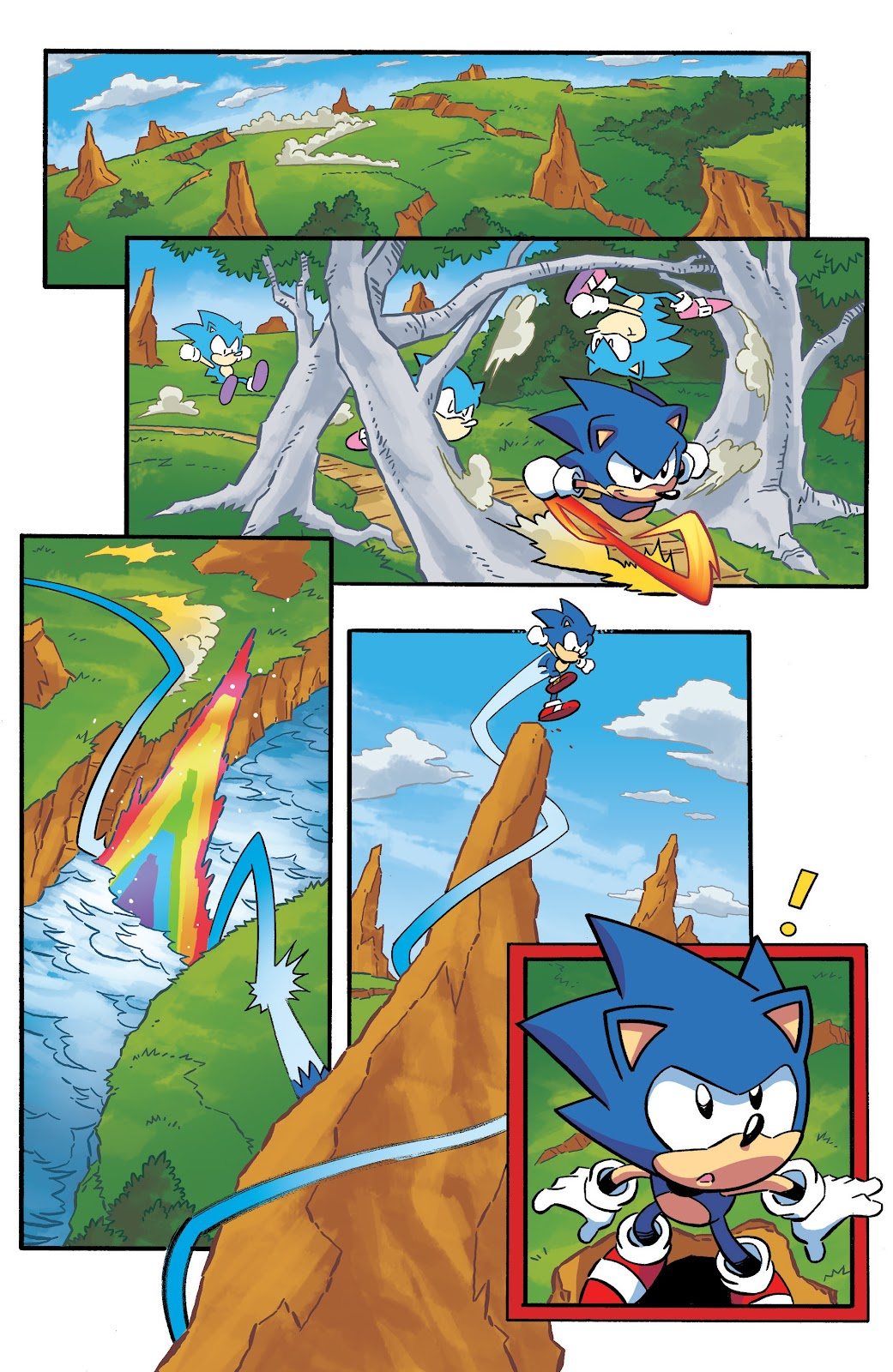 Sonic The Hedgehog (1993) Issue #290 #290 - English 3