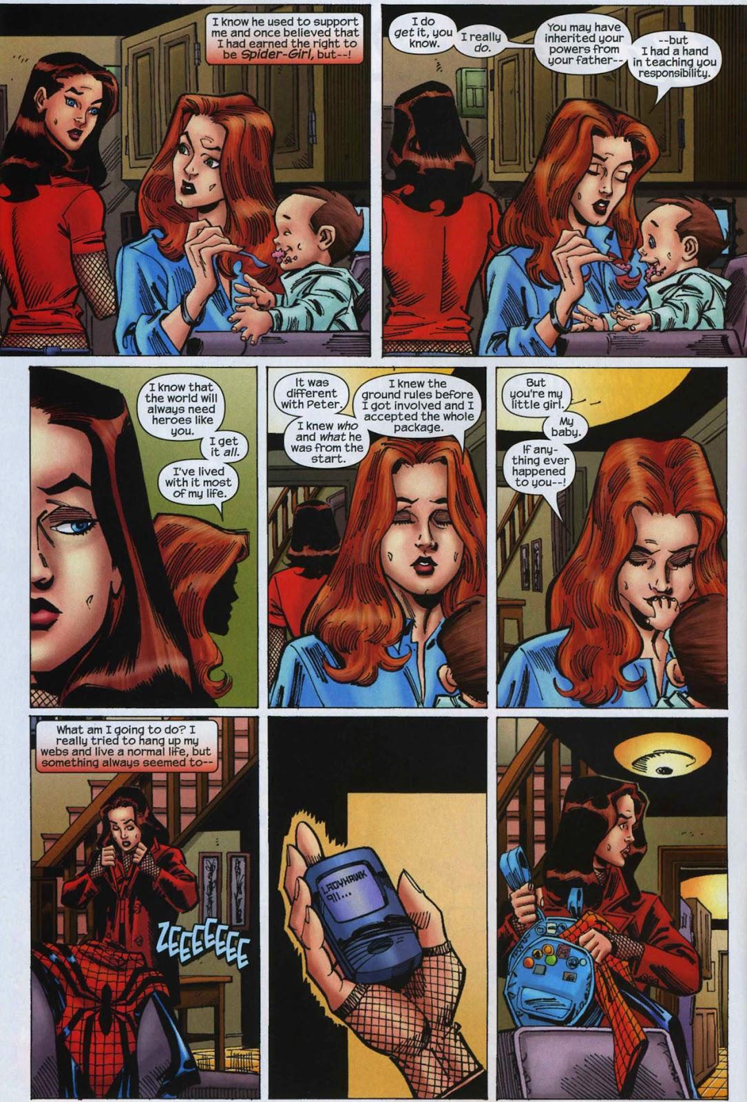 Amazing Spider-Girl Issue #7 #8 - English 7
