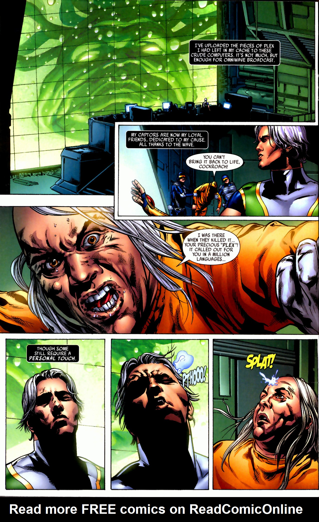 Read online Secret Invasion: Who Do You Trust? comic -  Issue # Full - 30