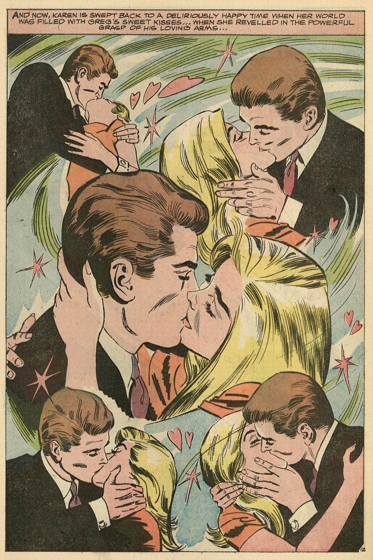 Read online Secret Hearts comic -  Issue #125 - 30