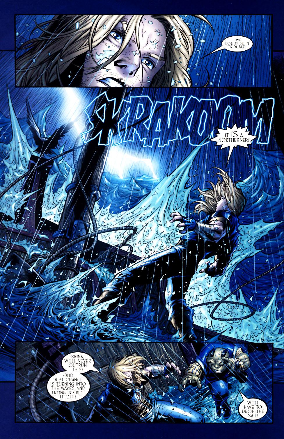 Read online Scion comic -  Issue #5 - 6