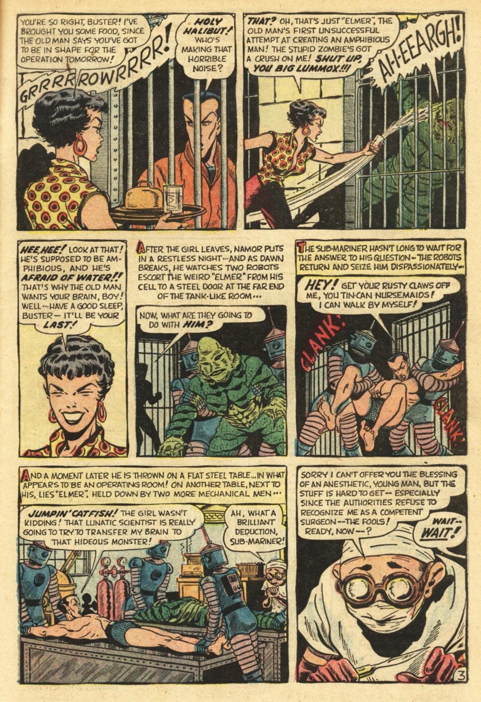 Sub-Mariner Comics #35 #35 - English 27