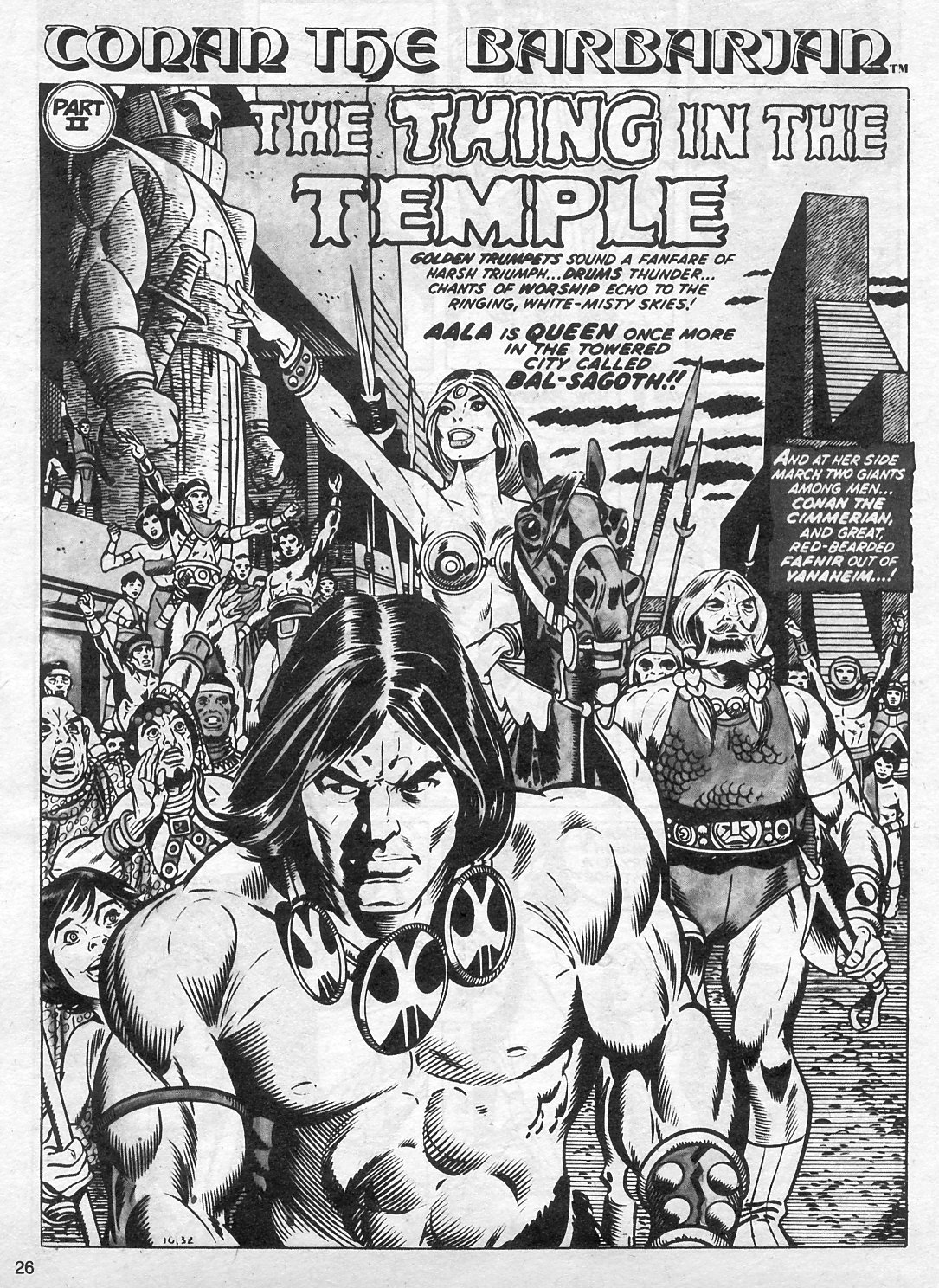 The Savage Sword Of Conan Issue #13 #14 - English 26