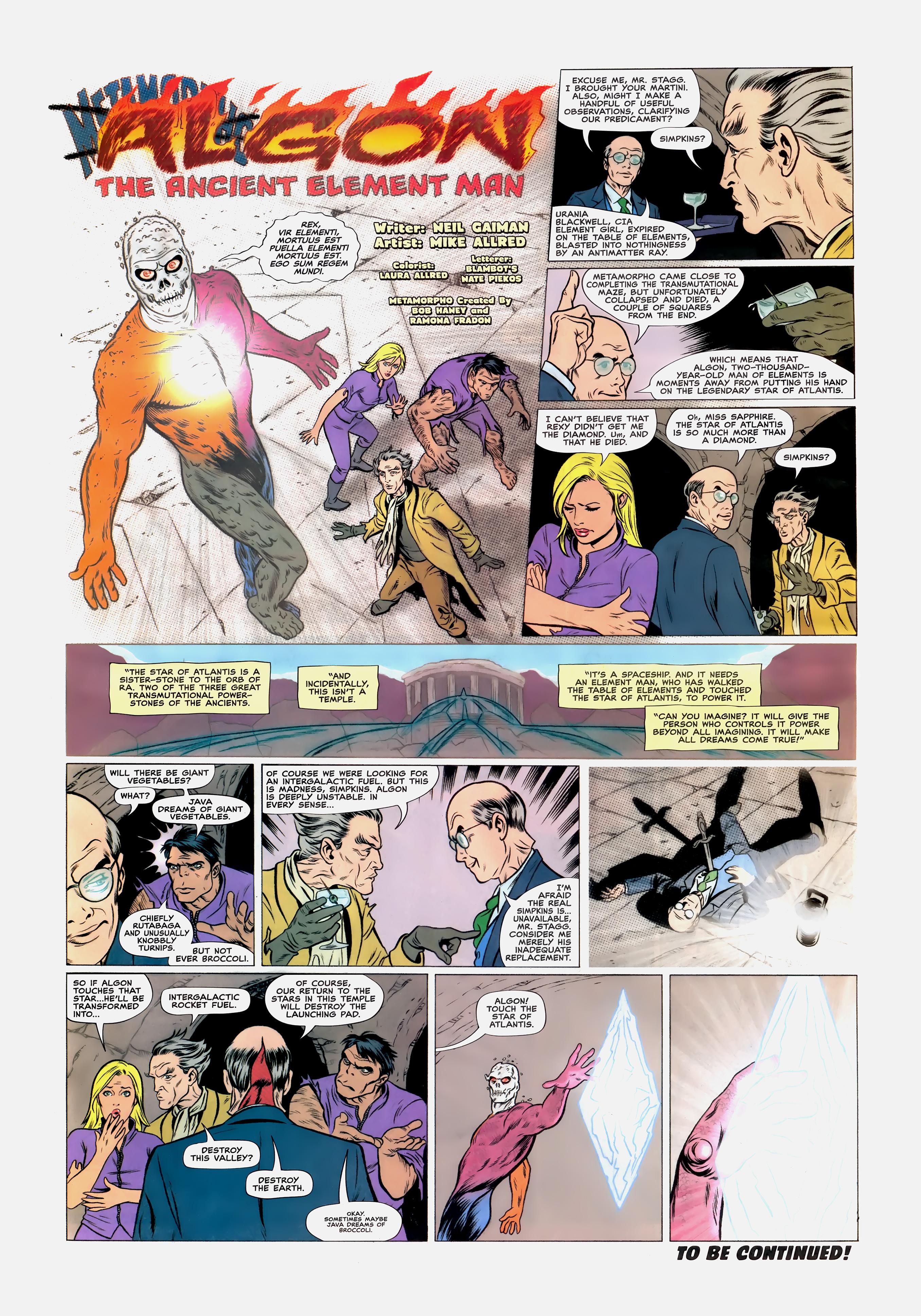 Read online Wednesday Comics comic -  Issue #10 - 7