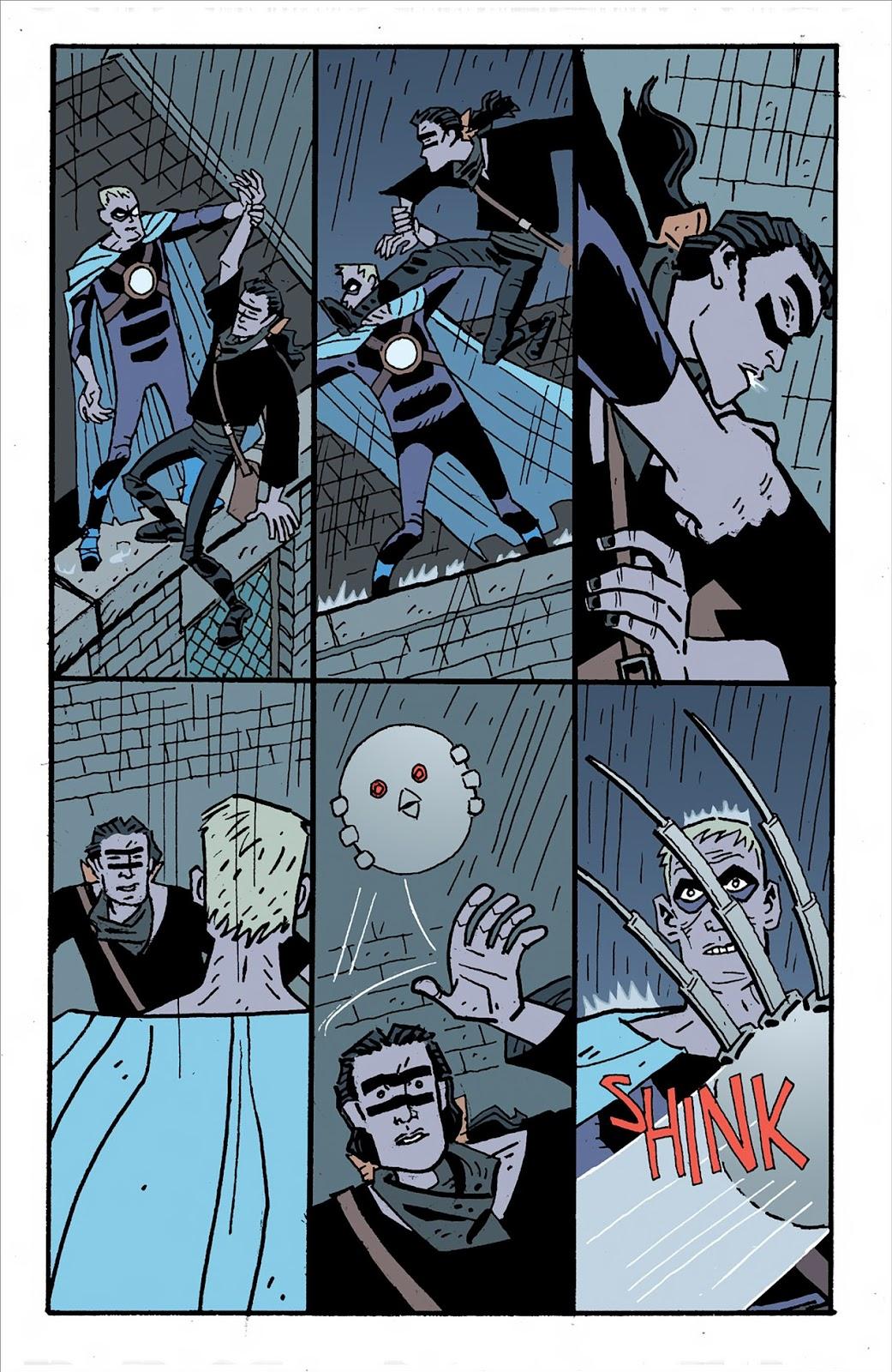 Mudman Issue #3 #3 - English 4