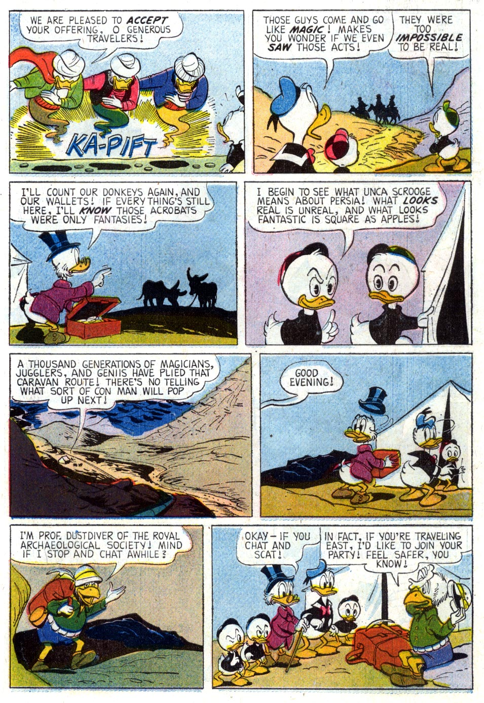 Uncle Scrooge (1953) Issue #37 #37 - English 7