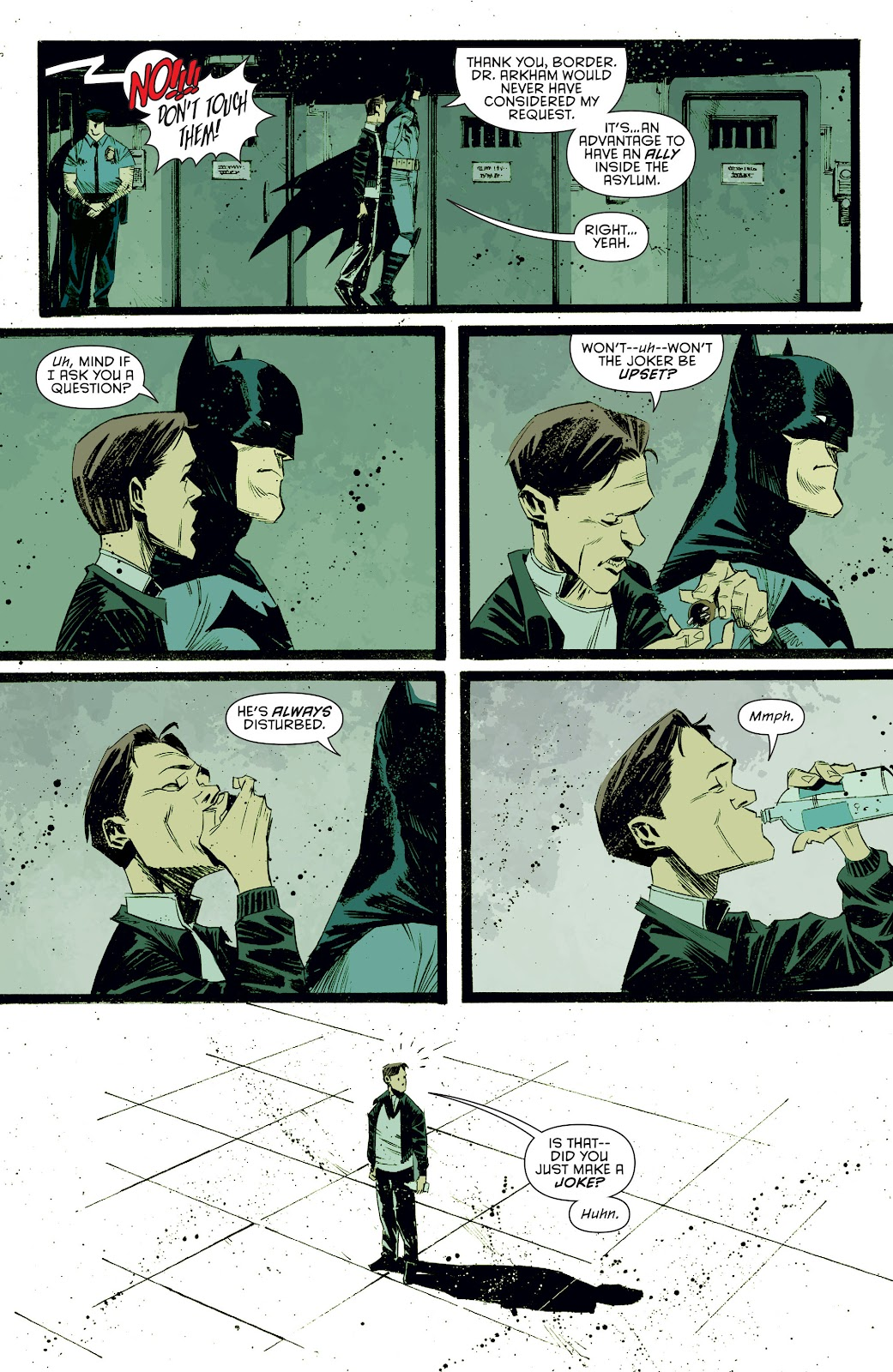Batman (2011) _TPB 6 #6 - English 182