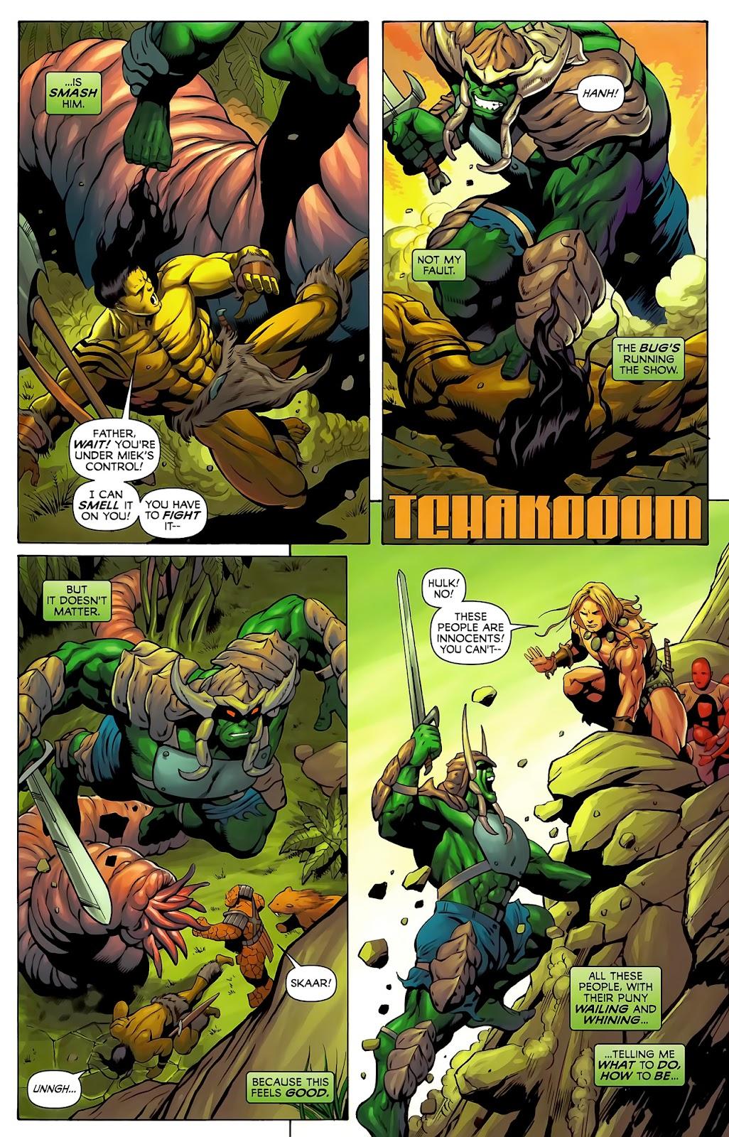 Incredible Hulks (2010) Issue #625 #15 - English 8