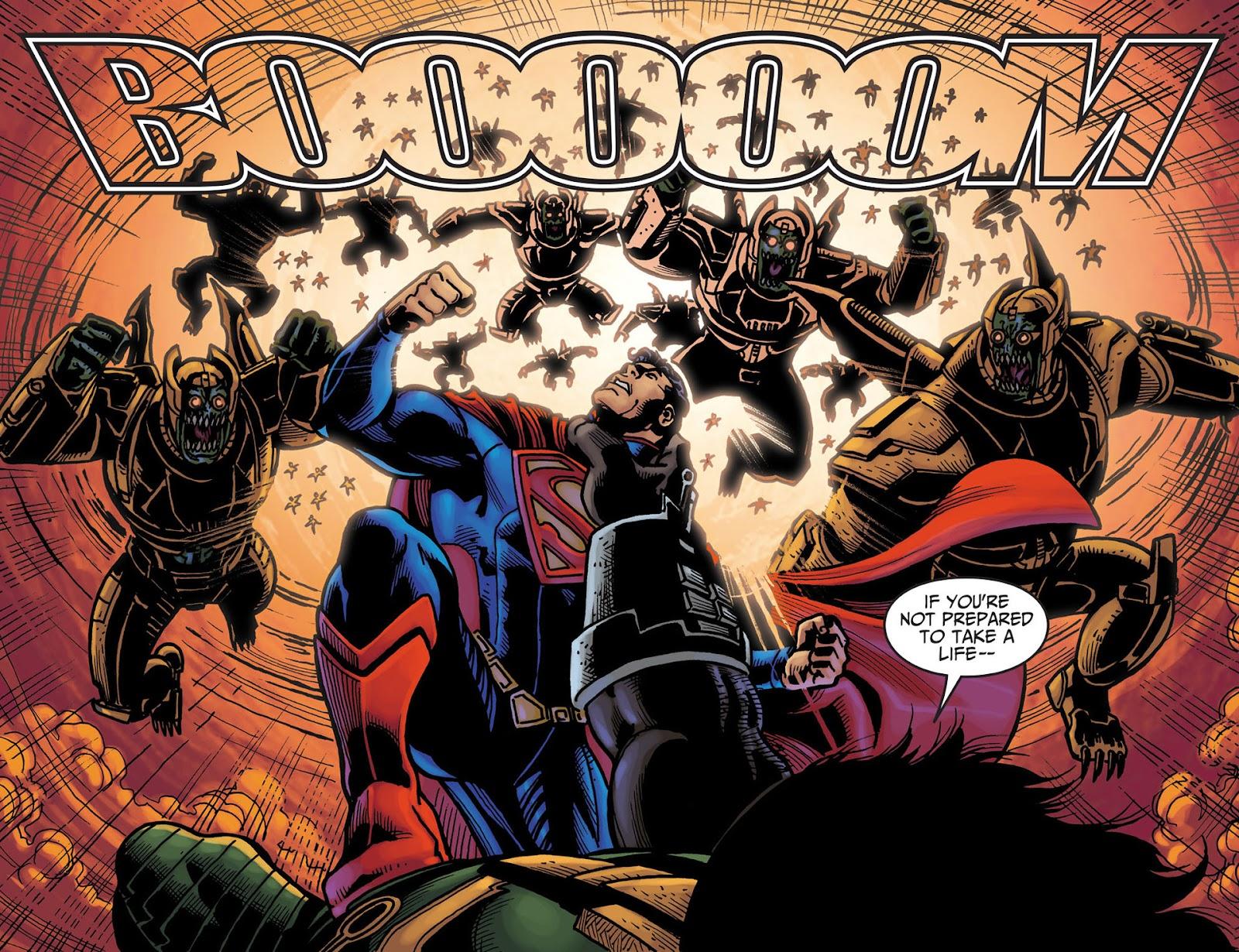 Injustice: Gods Among Us [I] Issue #23 #24 - English 17
