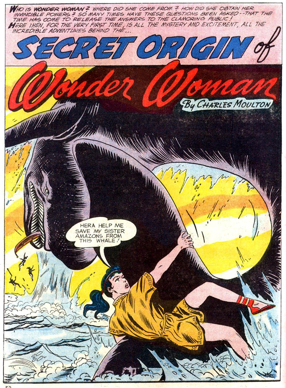 Read online Secret Origins (1961) comic -  Issue # Full - 43