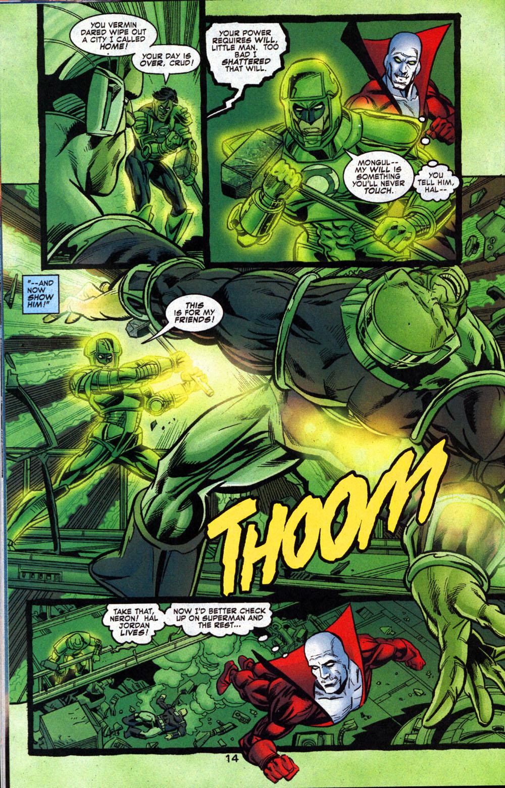 Read online Deadman: Dead Again comic -  Issue #4 - 15