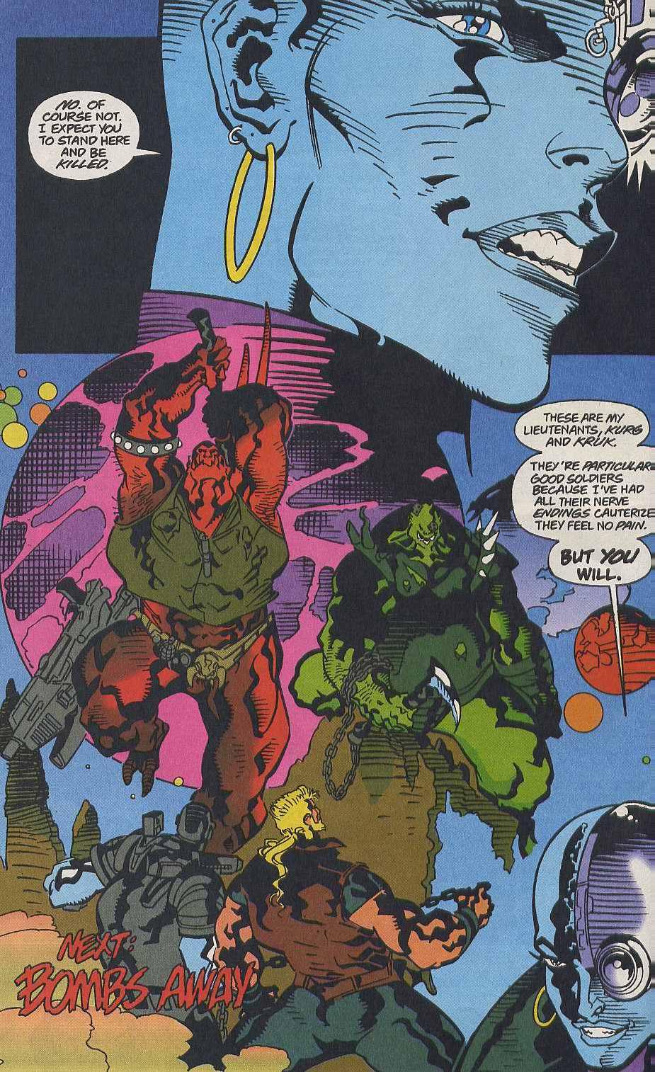 Read online Secret Defenders comic -  Issue #9 - 23