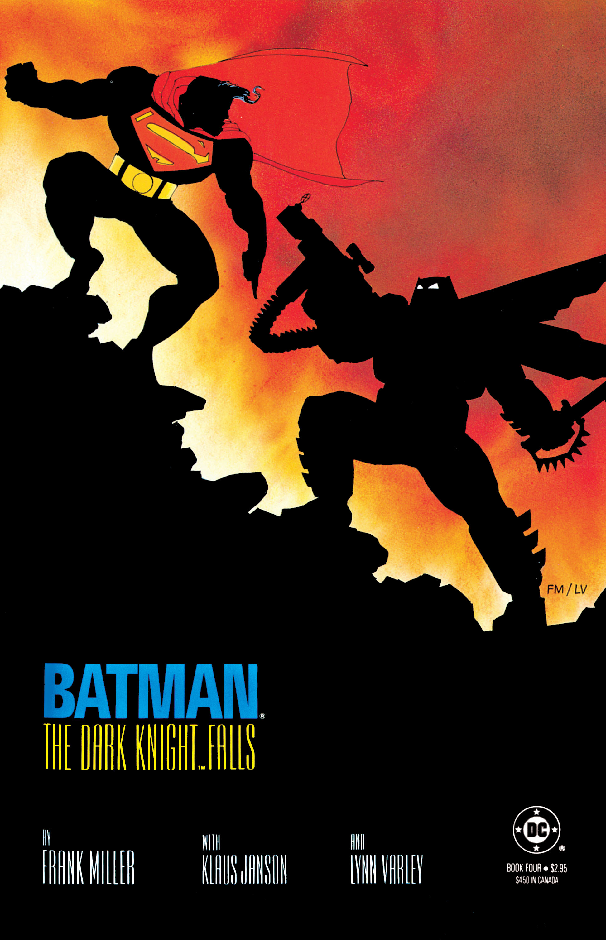 Batman: The Dark Knight Returns 4 Page 1